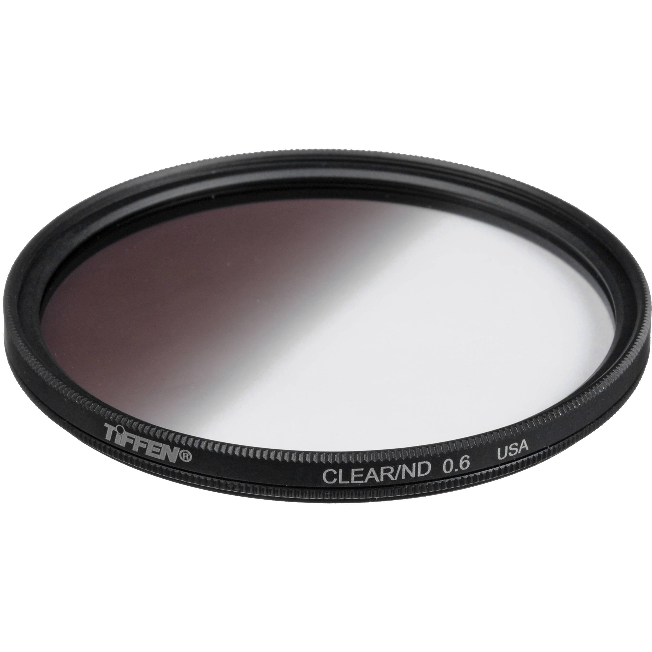 Tiffen 62mm Color Graduated Neutral Density 0.6 Filter