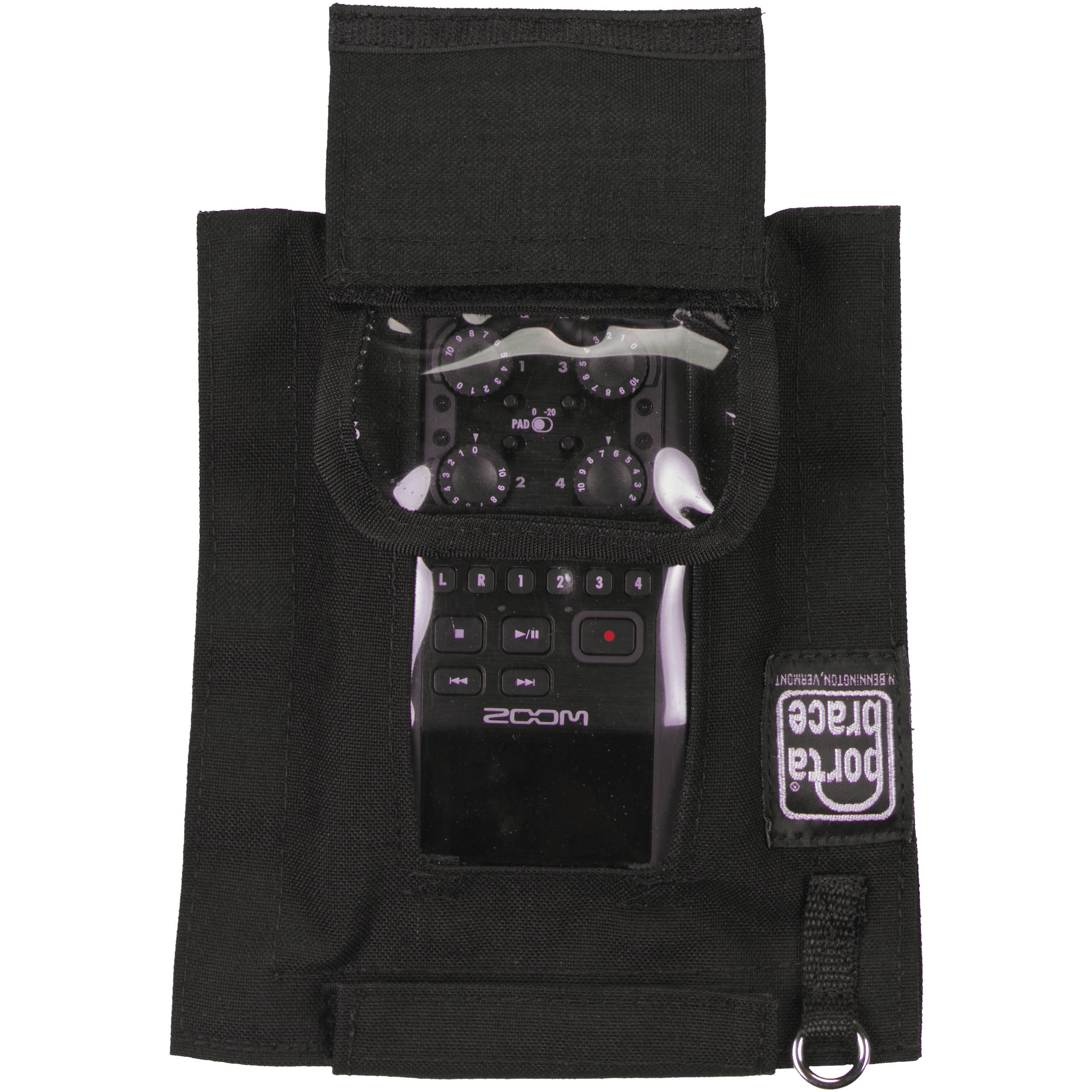 Porta Brace Ar Zh6 Case For Zoom H6 Pro Handy Recorder Ar Zh6