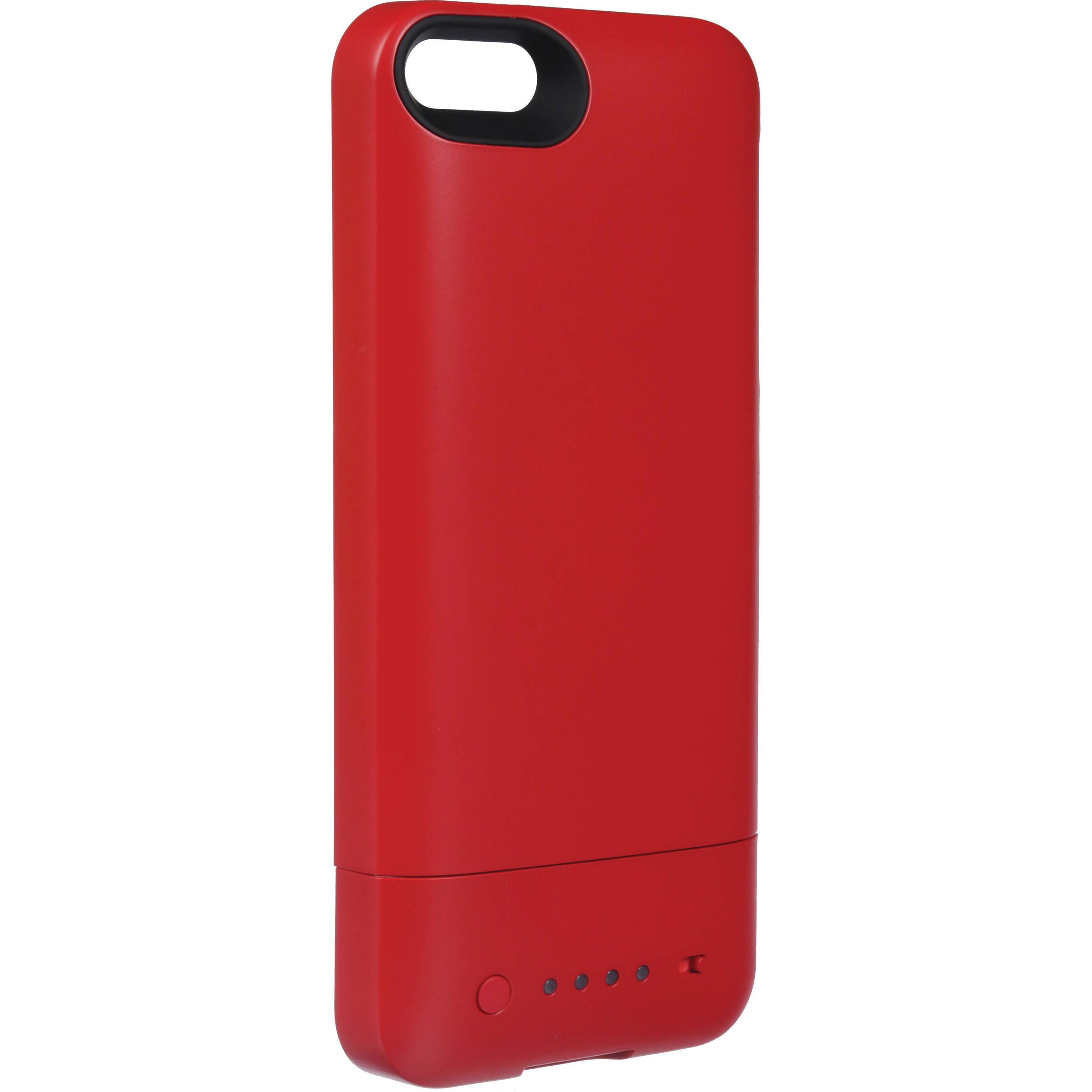 best loved a1272 319c2 mophie Juice Pack Helium for iPhone 5 (Red)