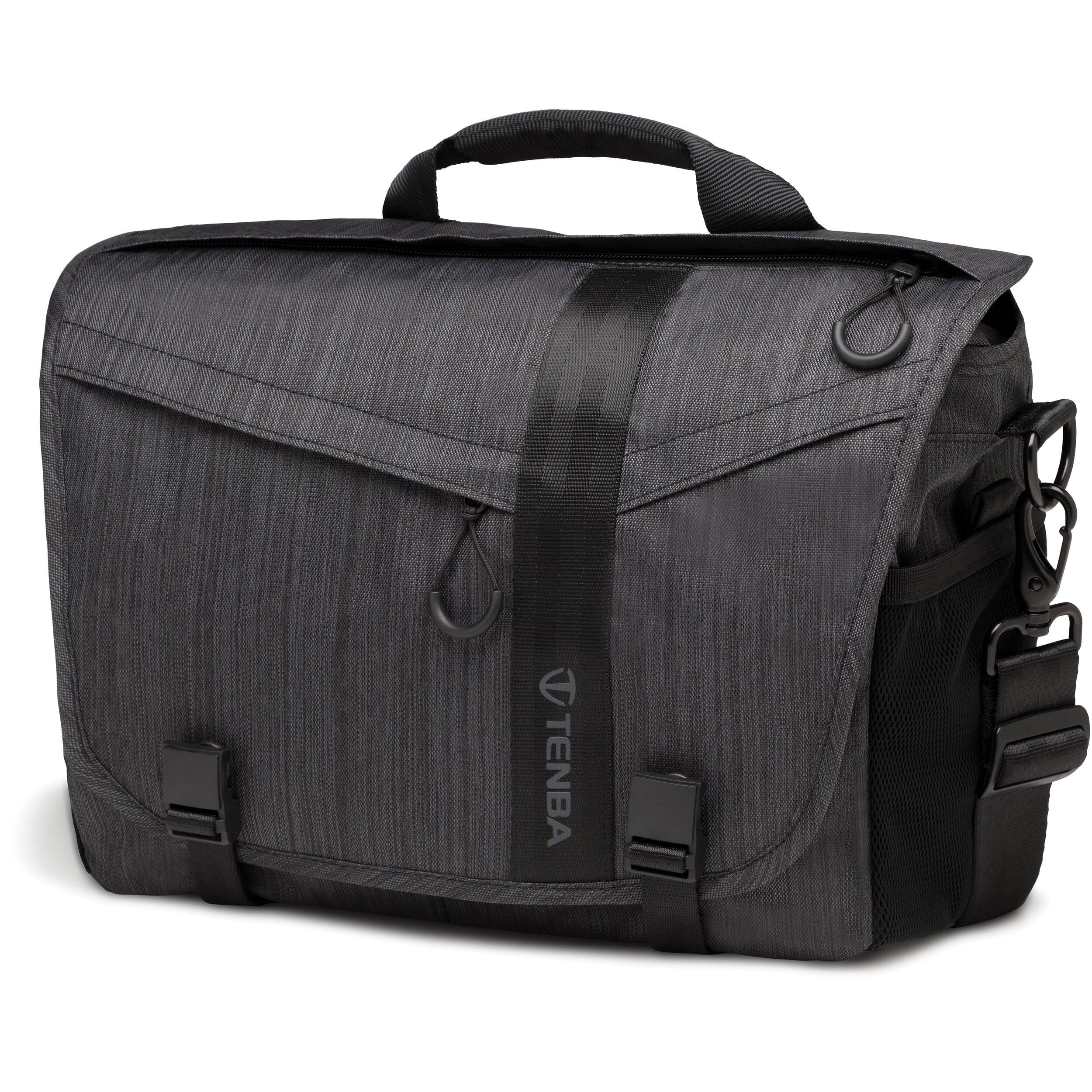 Tenba Dna 11 Messenger Bag Graphite