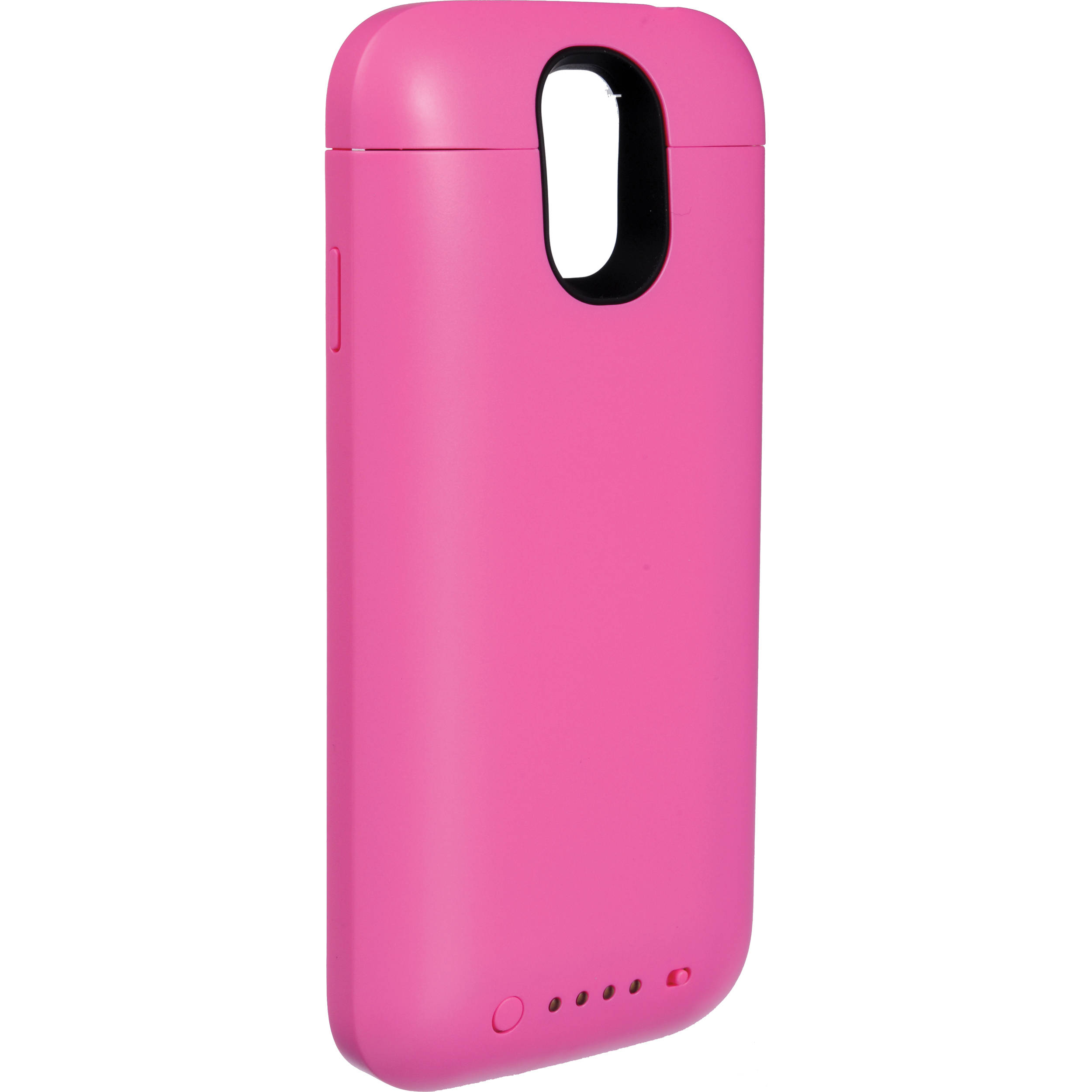 size 40 6fe71 7be45 mophie juice pack Battery Case for Galaxy S4 (Pink)