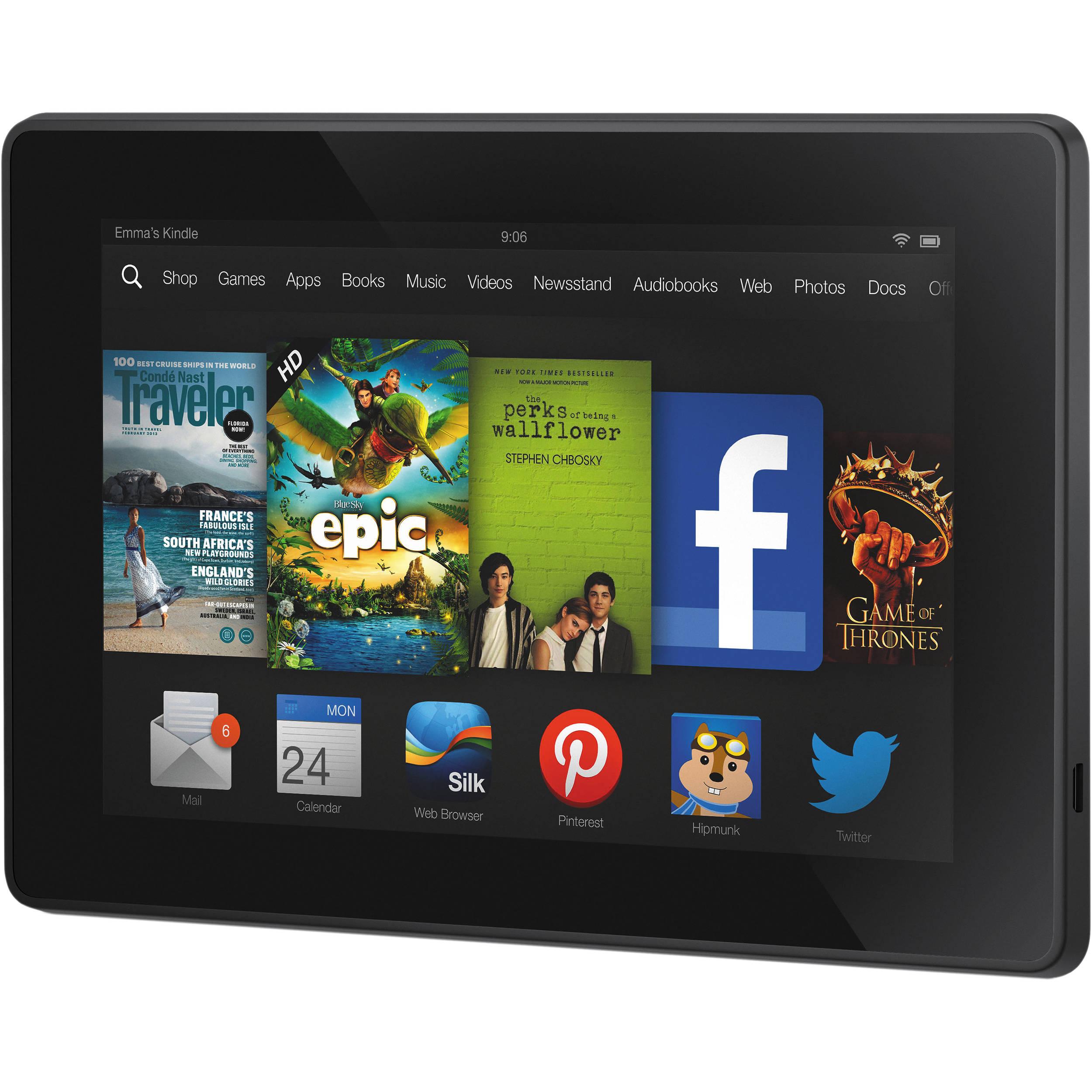 Kindle 16GB Fire HD 7