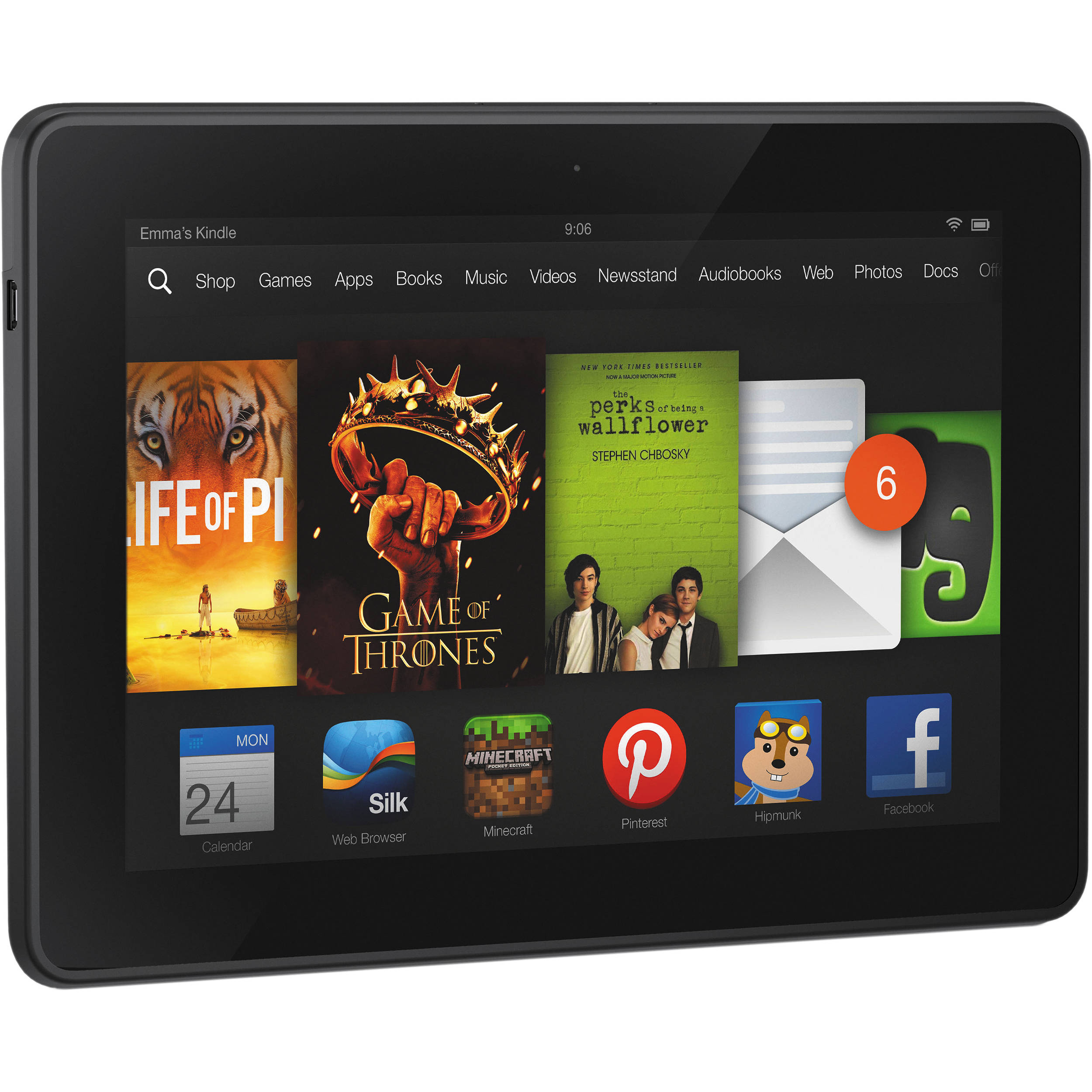 Kindle 32GB Fire HDX 7