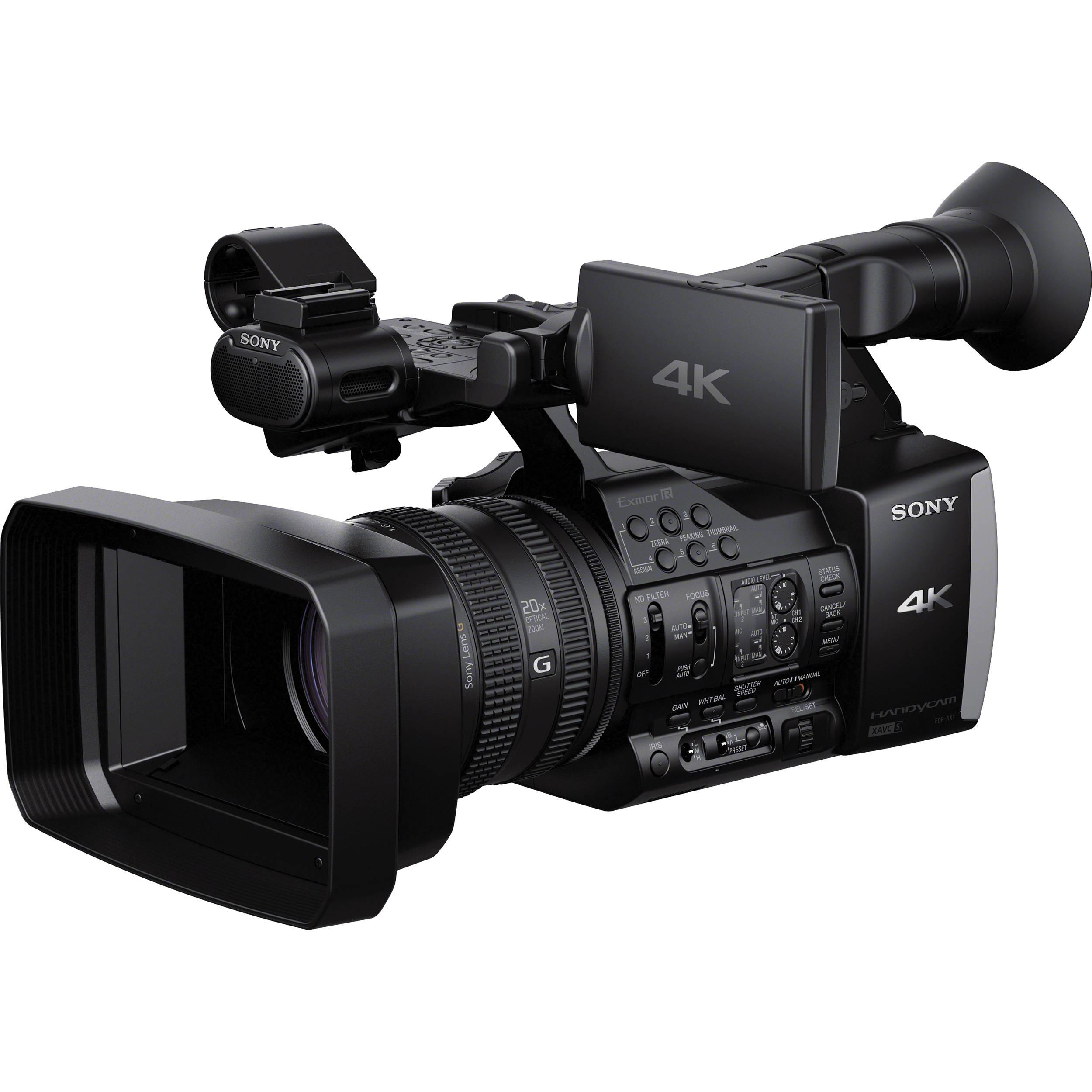 Camera recorder box