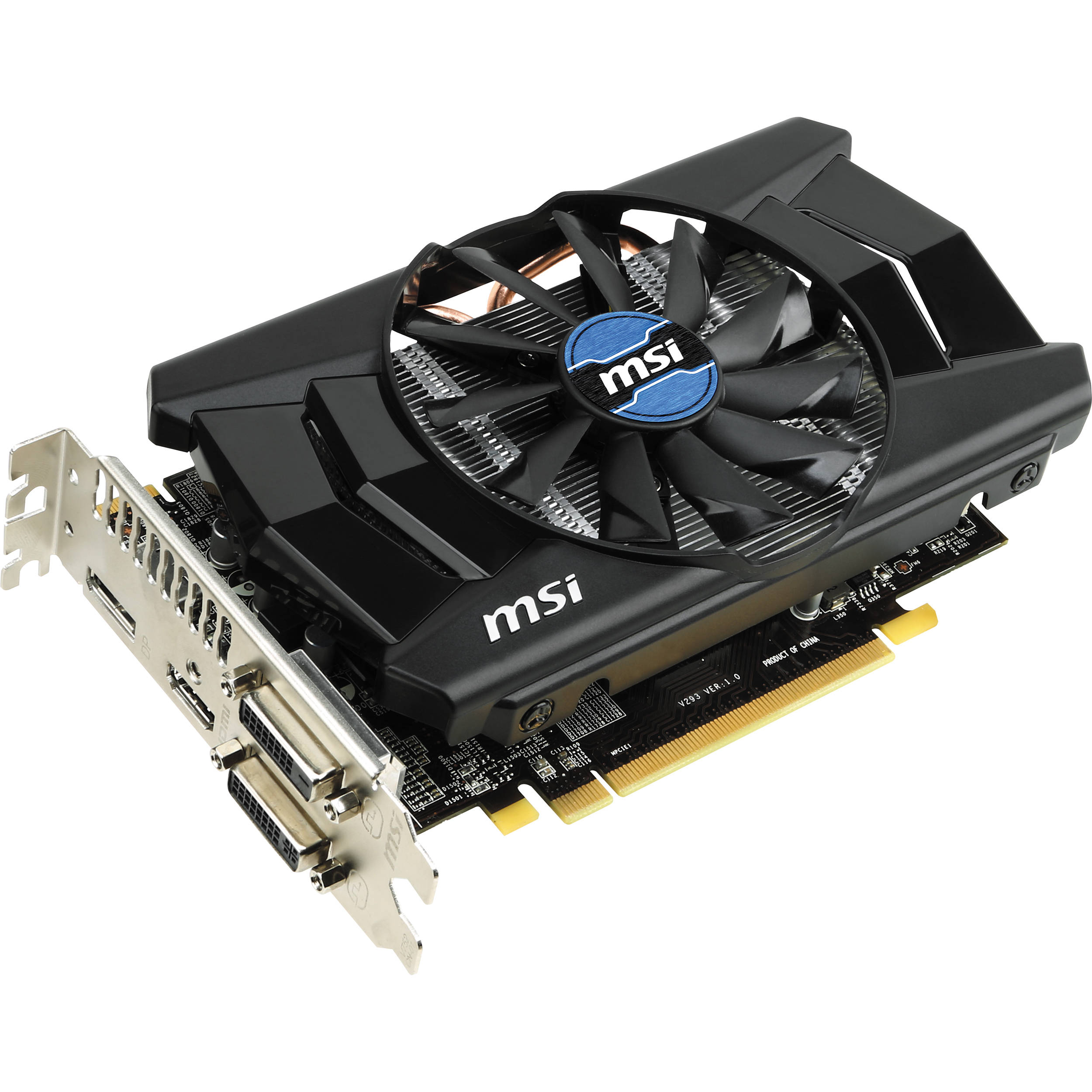 MSI Radeon R7 260X Graphics Card