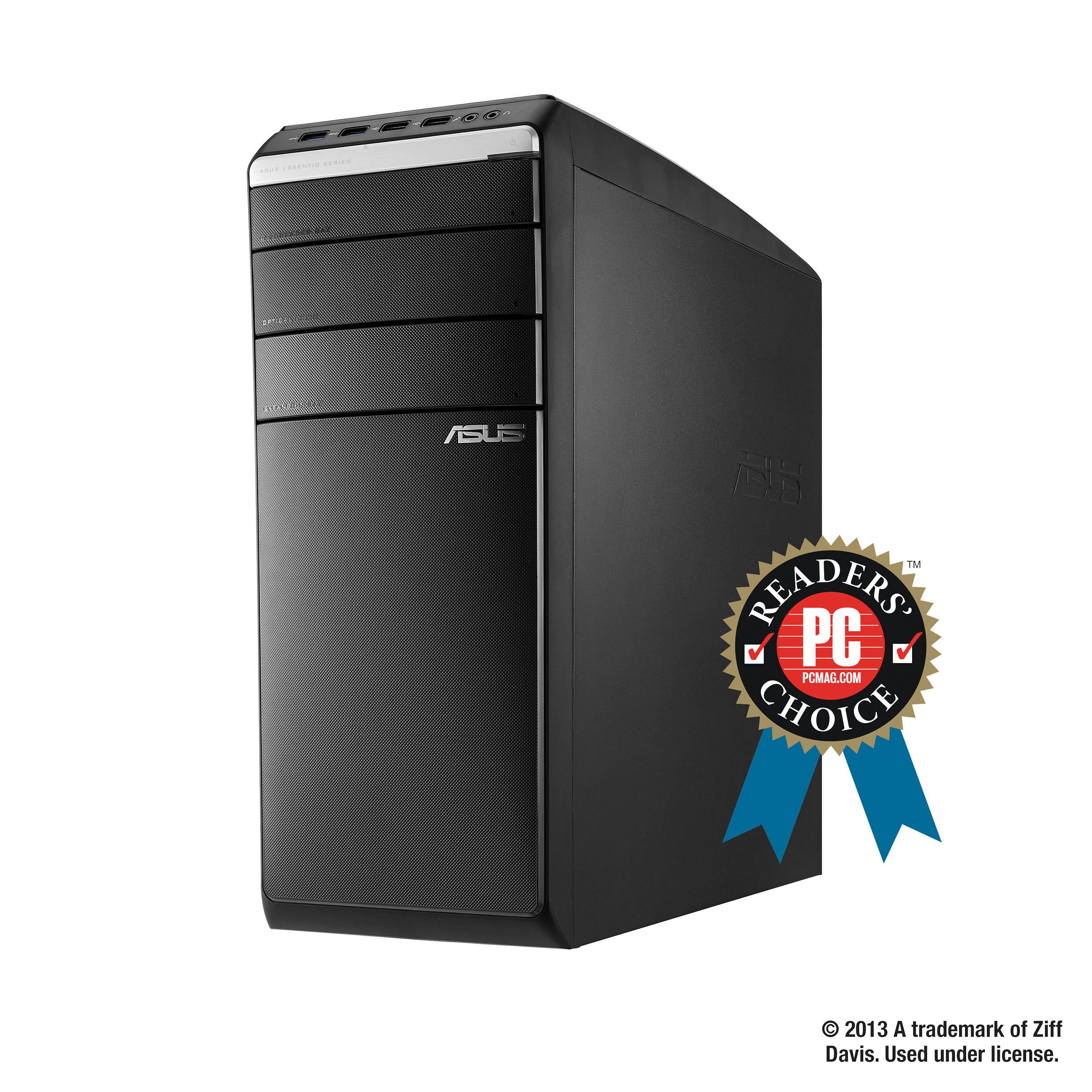 Asus M51bc Us005s Desktop Computer M51bc Us005s B H Photo Video