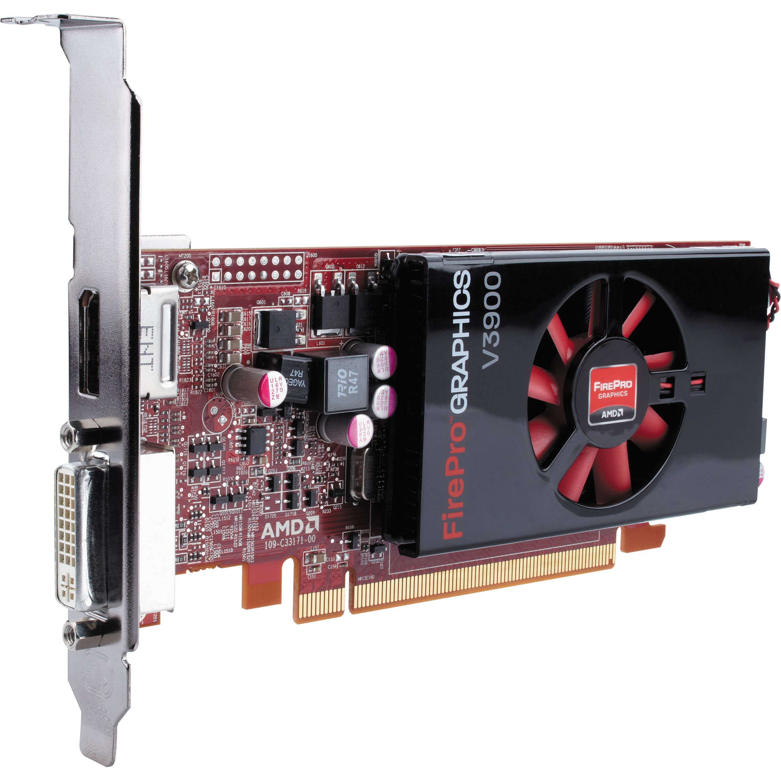HP AMD FirePro V3900 1GB Professional Graphics Card