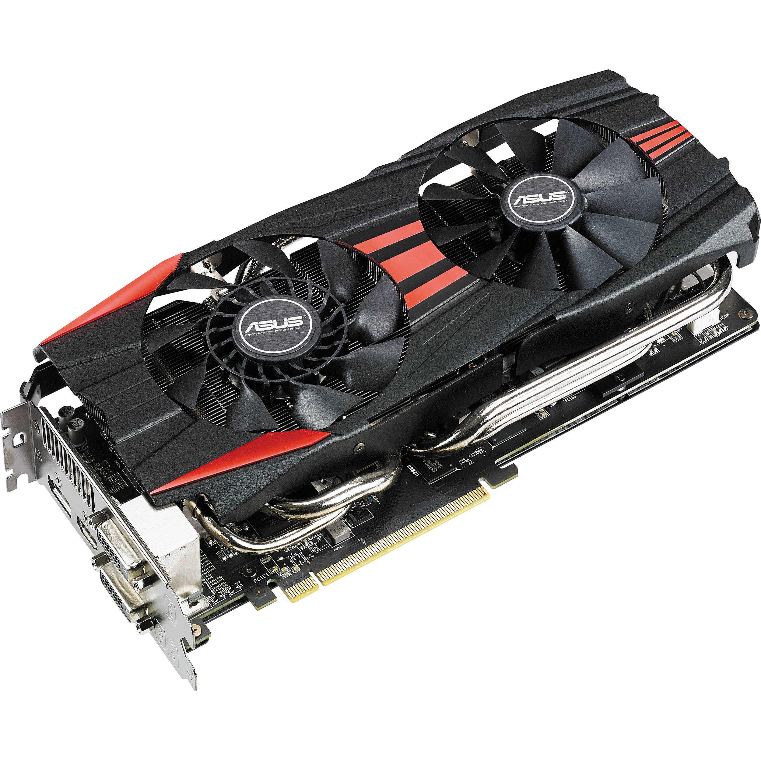 ASUS Radeon R9 290 Graphics Card