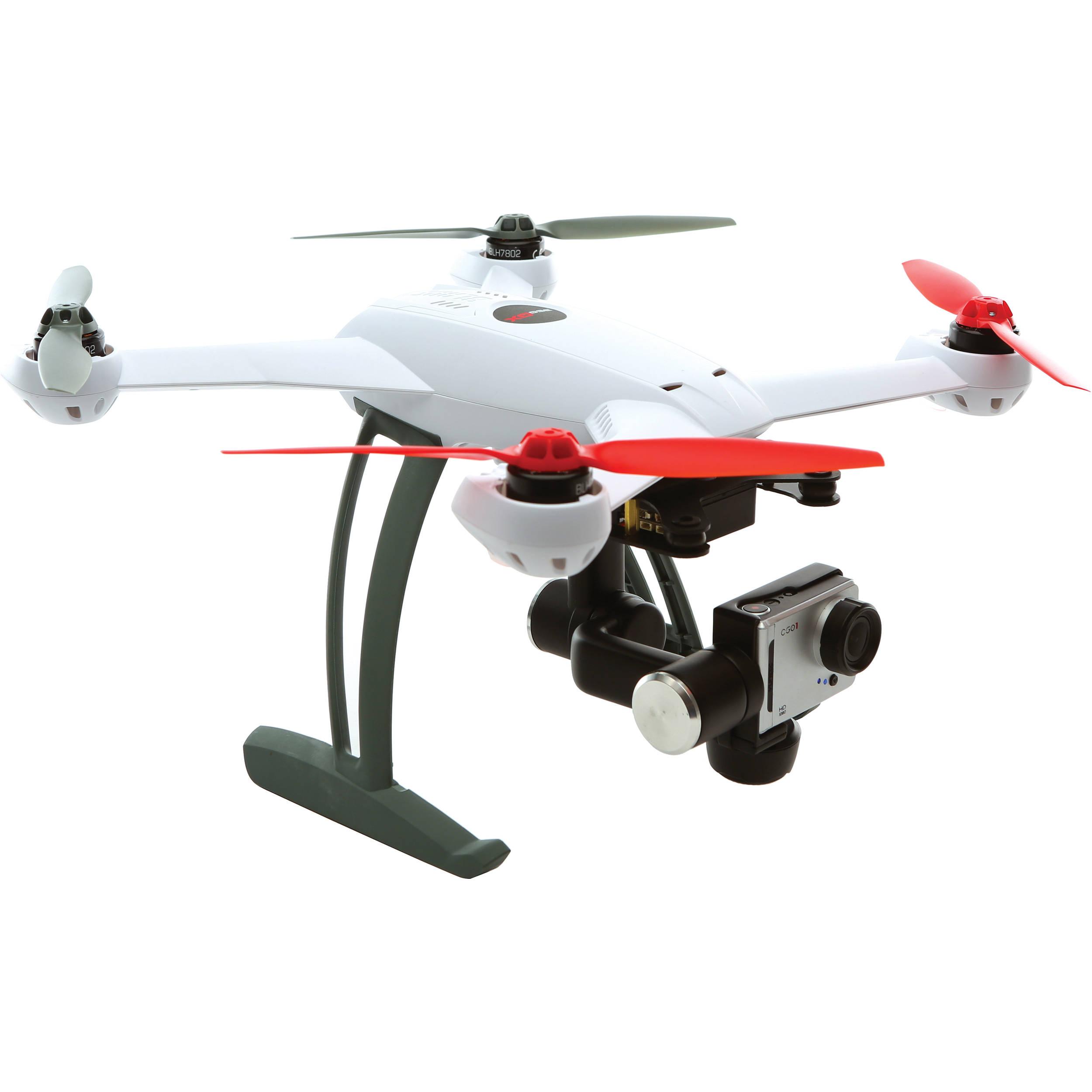 BLADE 350 QX2 RTF Quadcopter with 1080p Camera