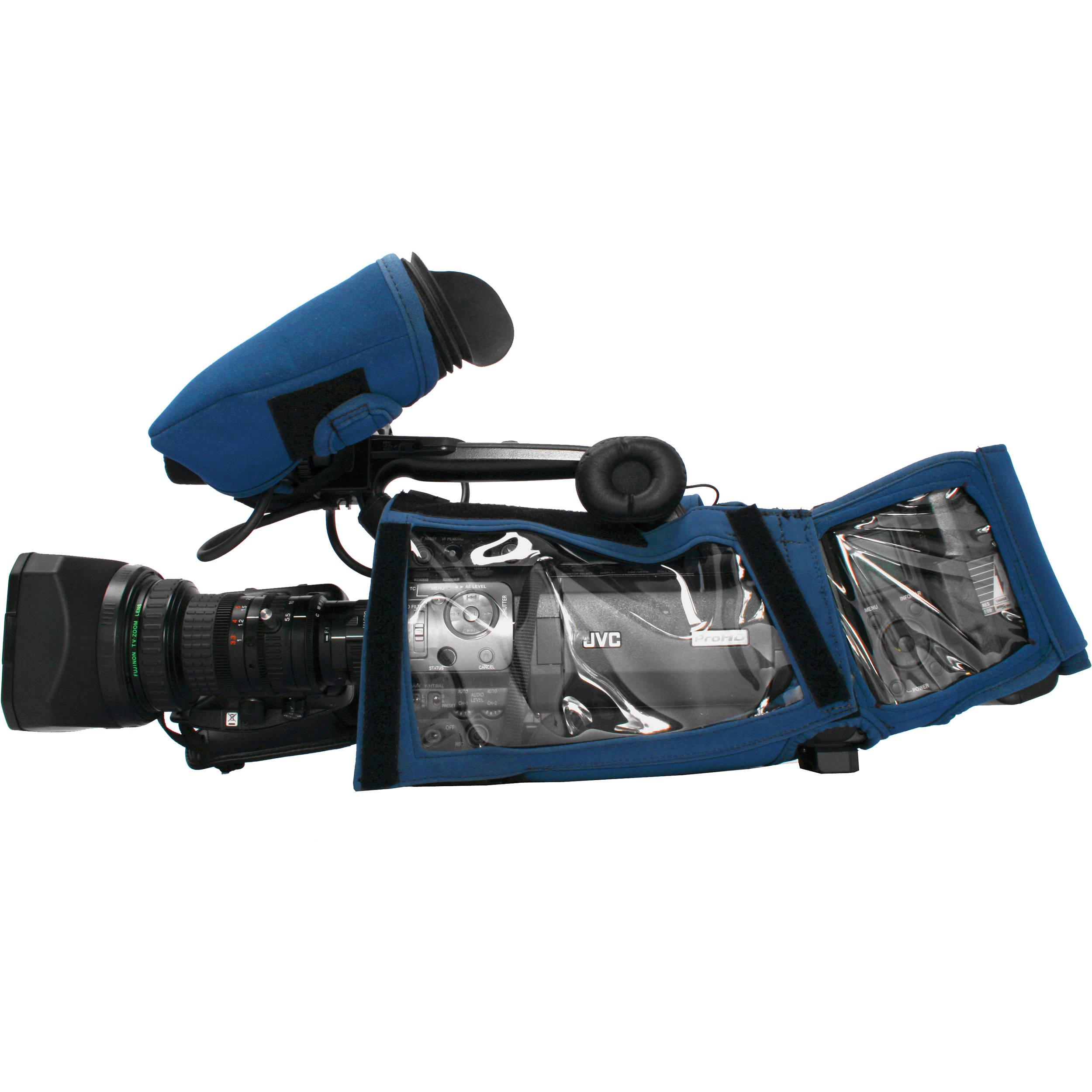 Porta Tv Camera.Porta Brace Camera Body Armor For Jvc Gy Hm850 Camcorder Blue