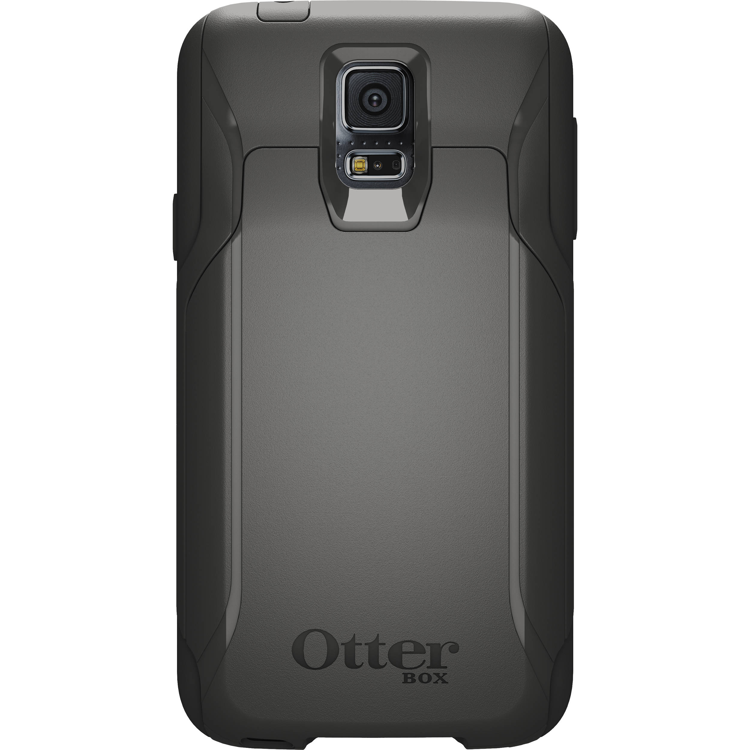 wholesale dealer 97ddc 552bb OtterBox Commuter Wallet Case for Galaxy S5 (Gray)