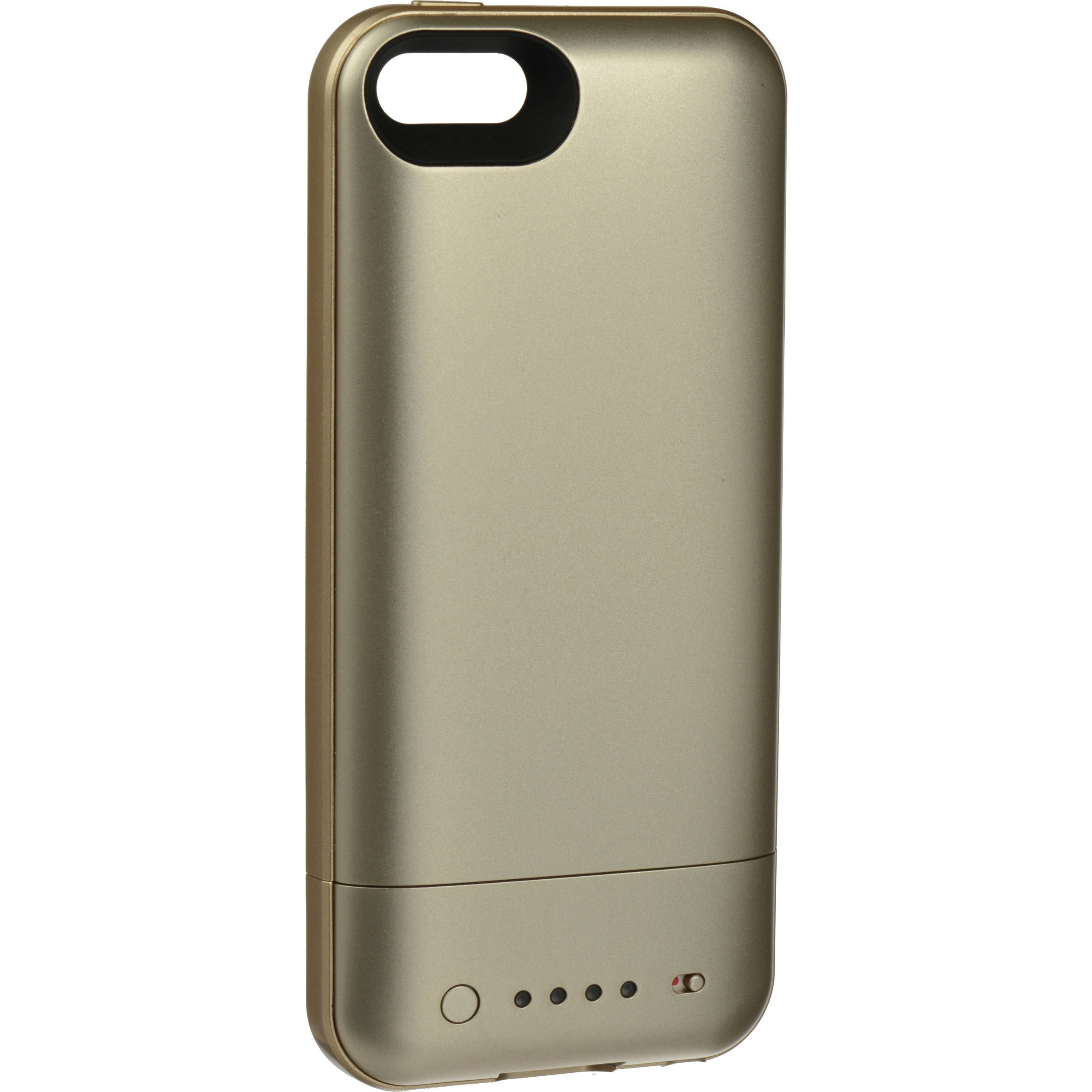 official photos 788e8 6bc3f mophie juice pack air for iPhone 5/5s/SE (Gold)