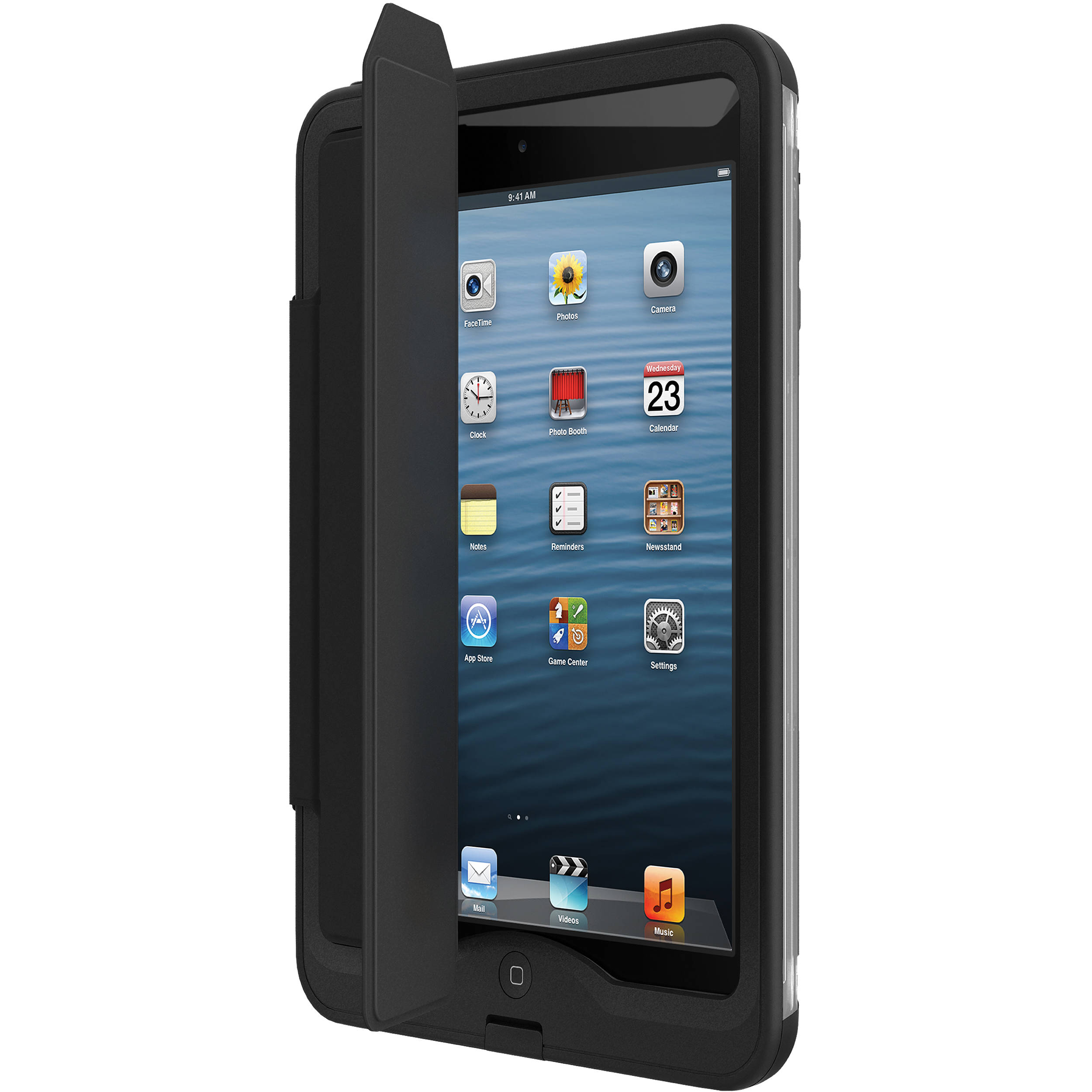 outlet store 9acdf 2c23a LifeProof Cover + Stand for iPad Air Case (Black/Gray)