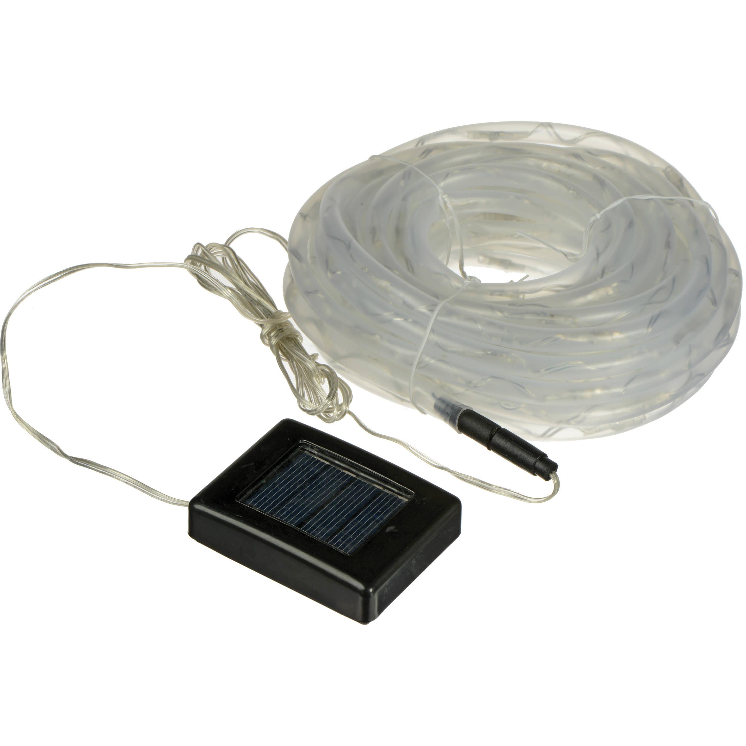 the latest 49331 72913 Promier 100 LED Solar Rope Light