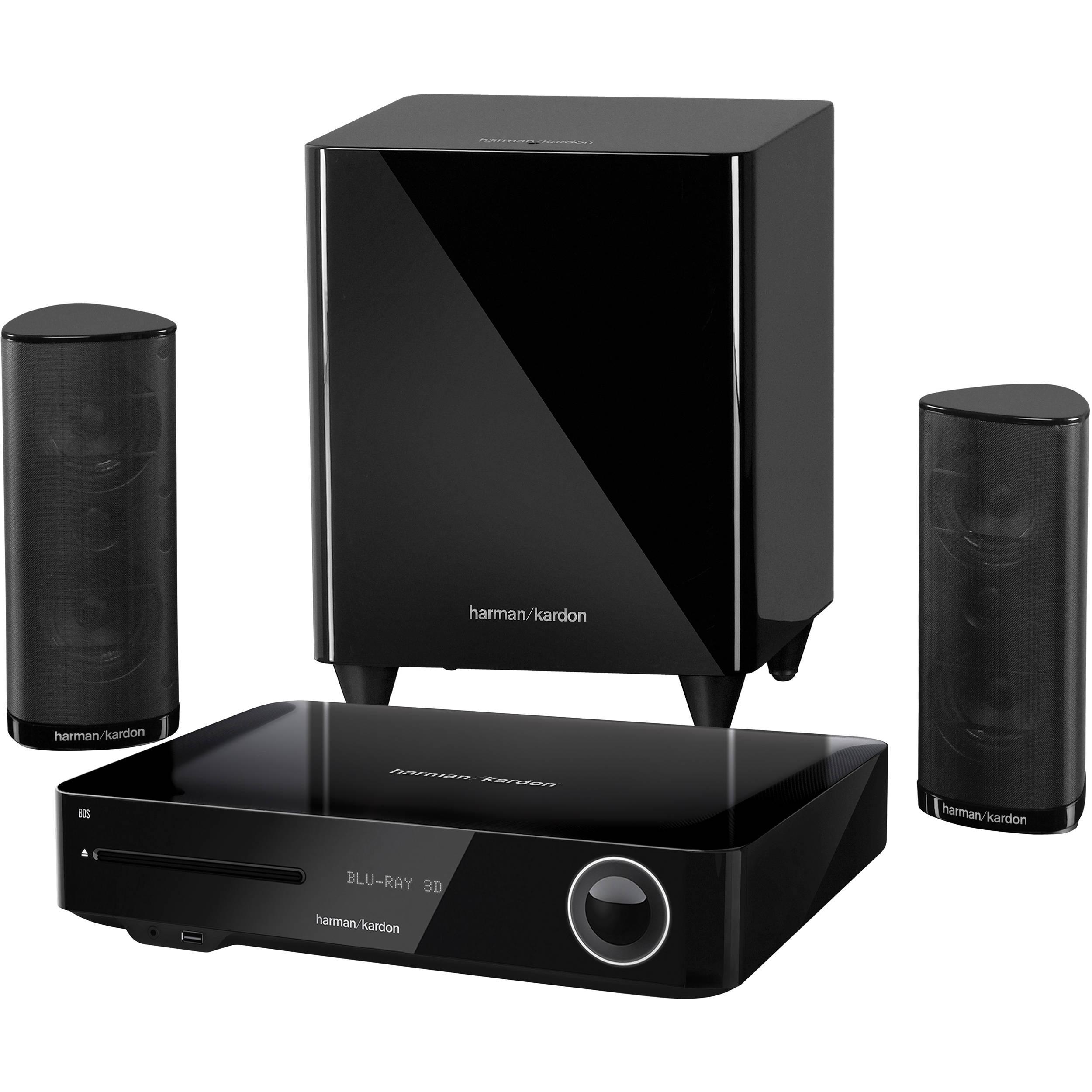 Harman Kardon 280.Harman Kardon Bds 380 High Performance 2 1 Channel Networked 3d Blu Ray Disc System