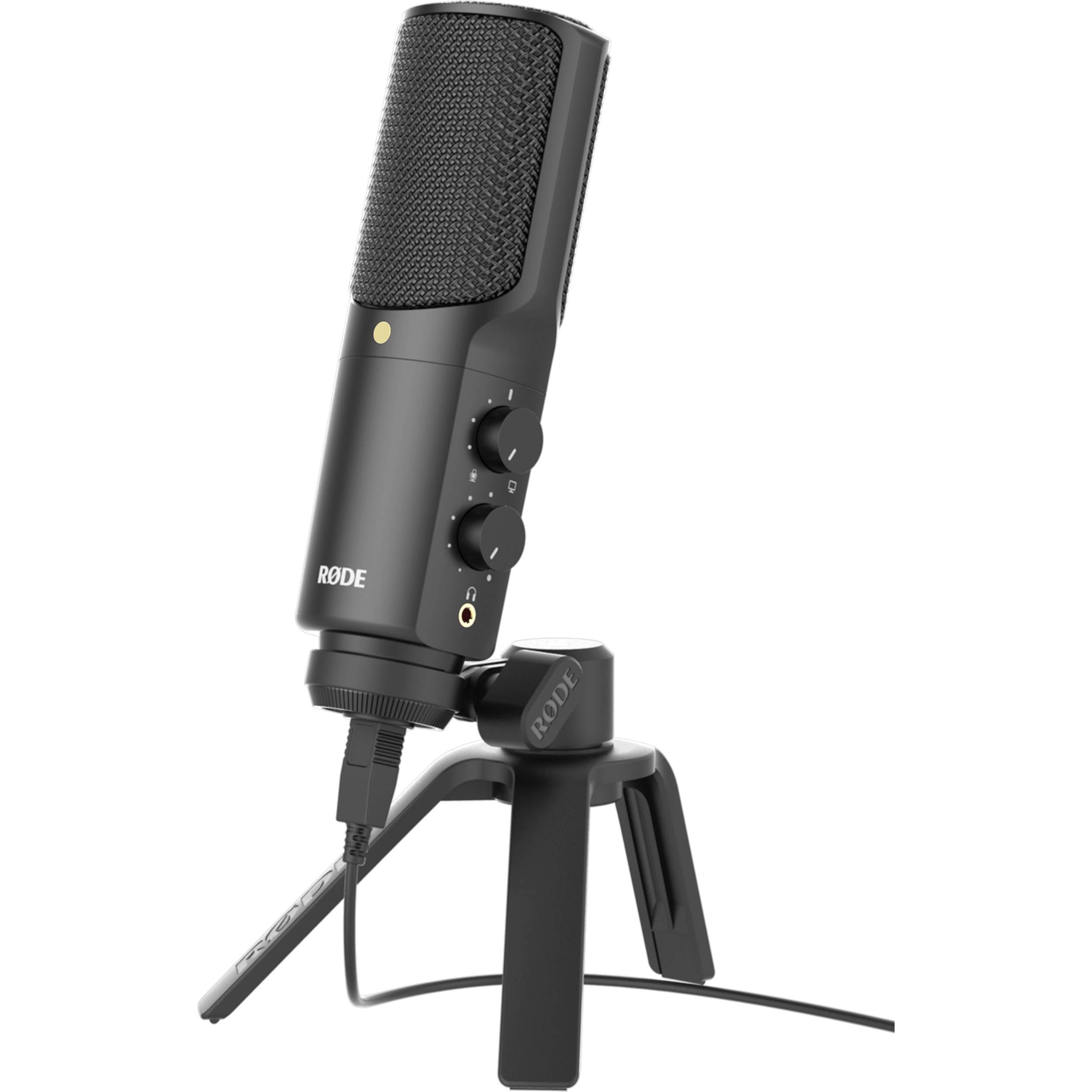 Rode NT-USB Versatile Studio-Quality USB Microphone NTUSB MIC  IN BOX