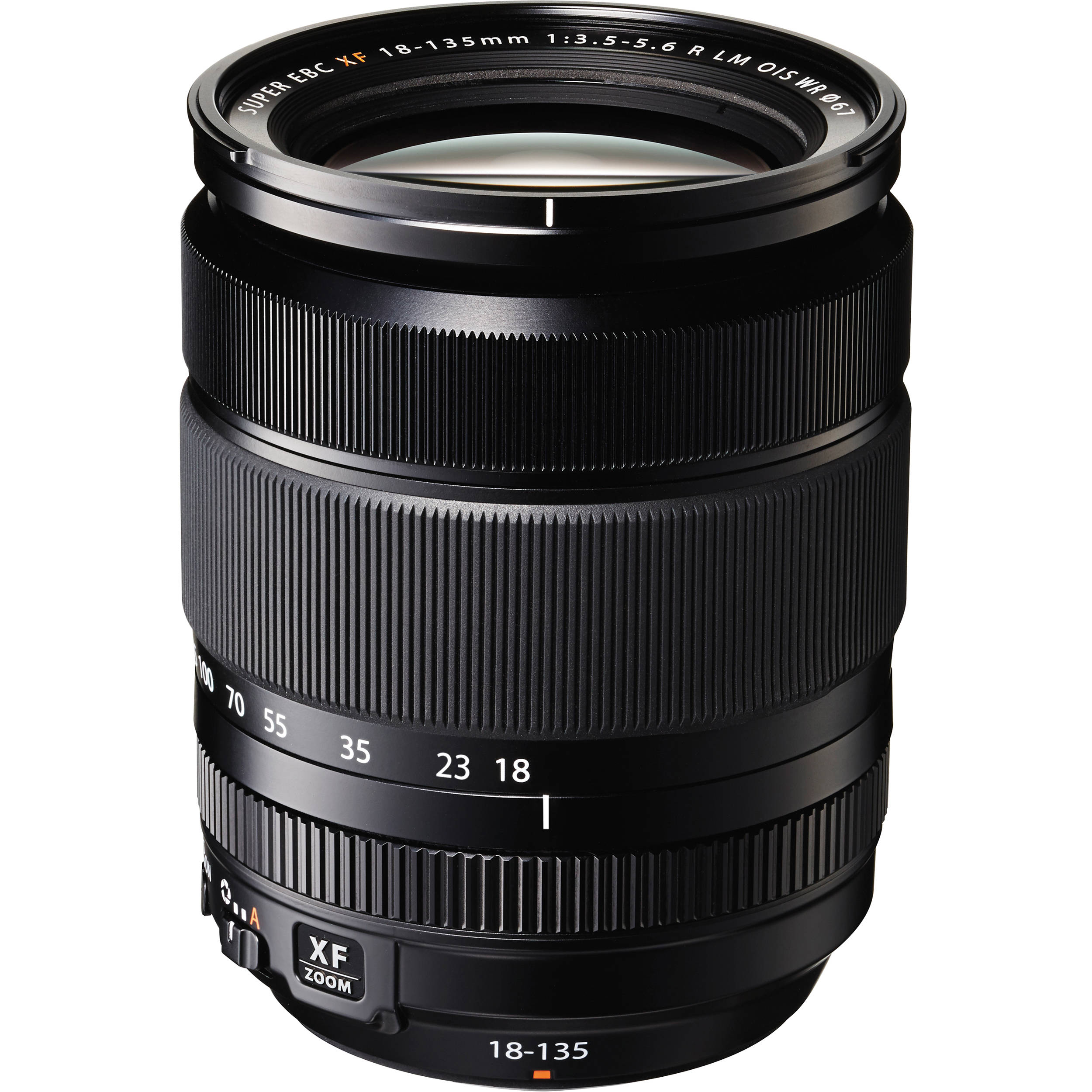 FUJIFILM XF 18-135mm f/3 5-5 6 R LM OIS WR Lens