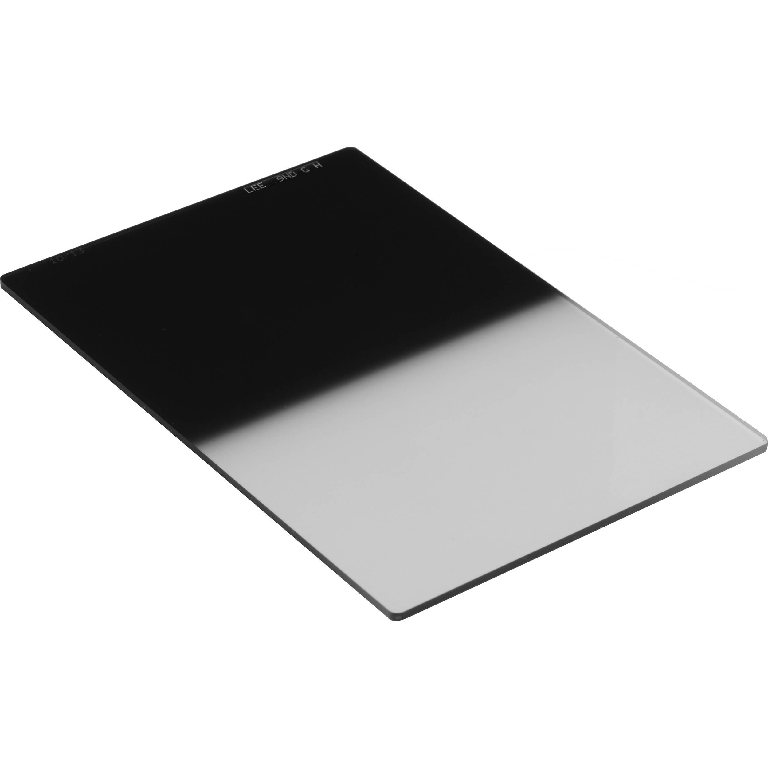 3-stop LEE Filters 100mm Graduated 0.9 Neutral Density Hard Edge ND