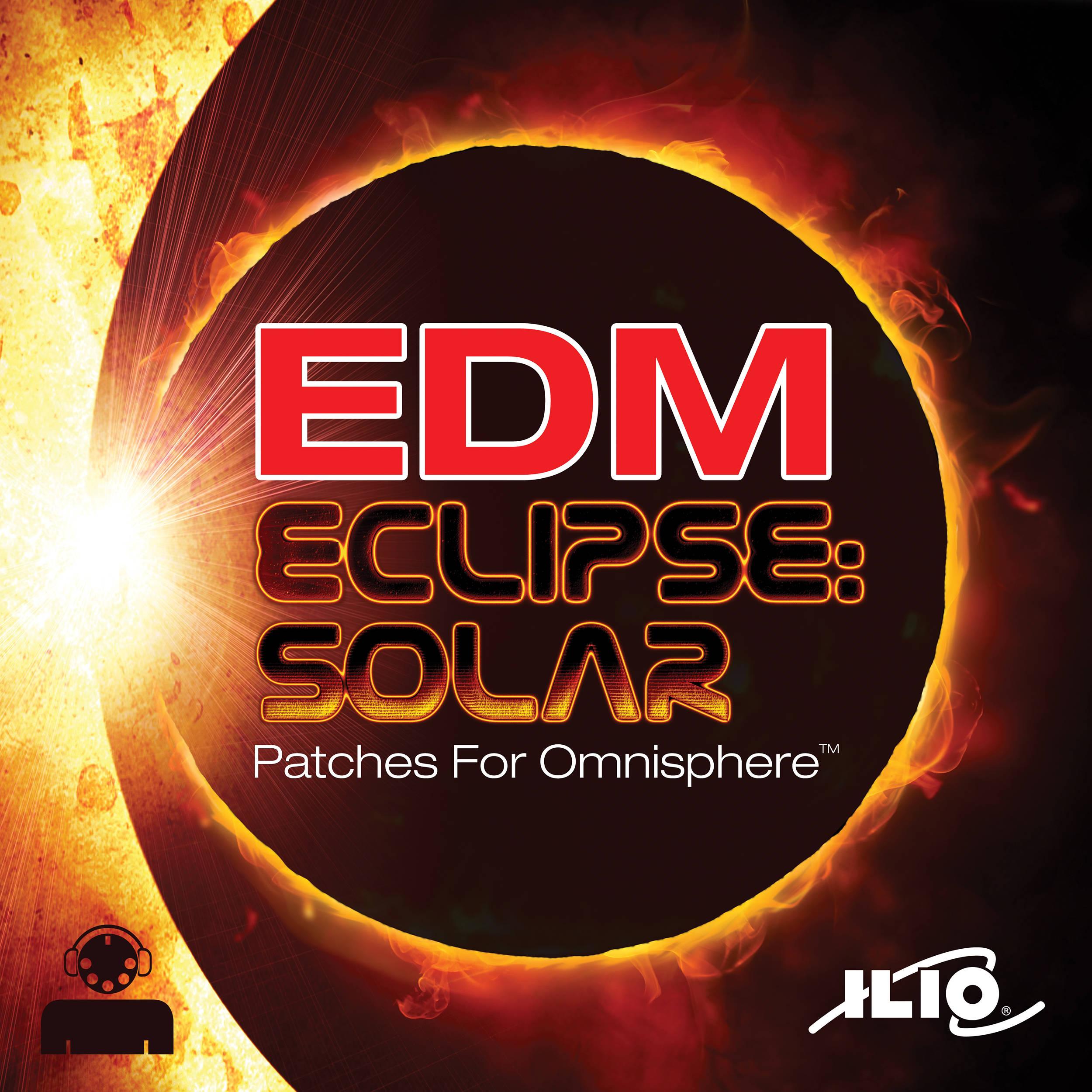 ILIO EDM Eclipse: Solar - Patches for Omnisphere (Download)