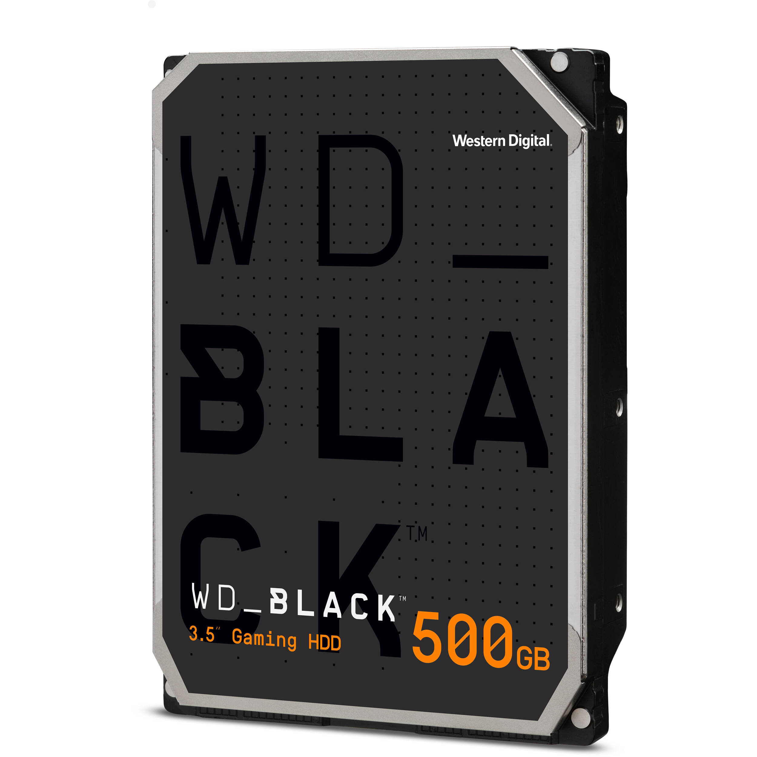 WD 500GB Black 7200 rpm SATA III 3 5