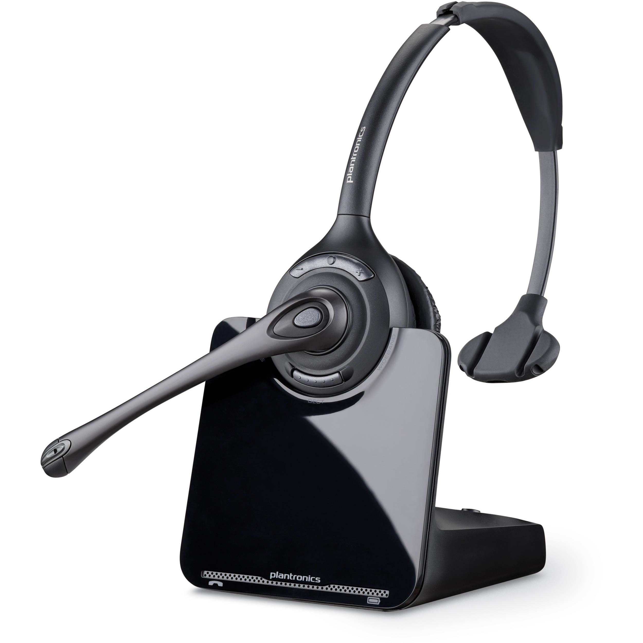 Plantronics Cs510 Wireless Headset System 84691 01 B H Photo