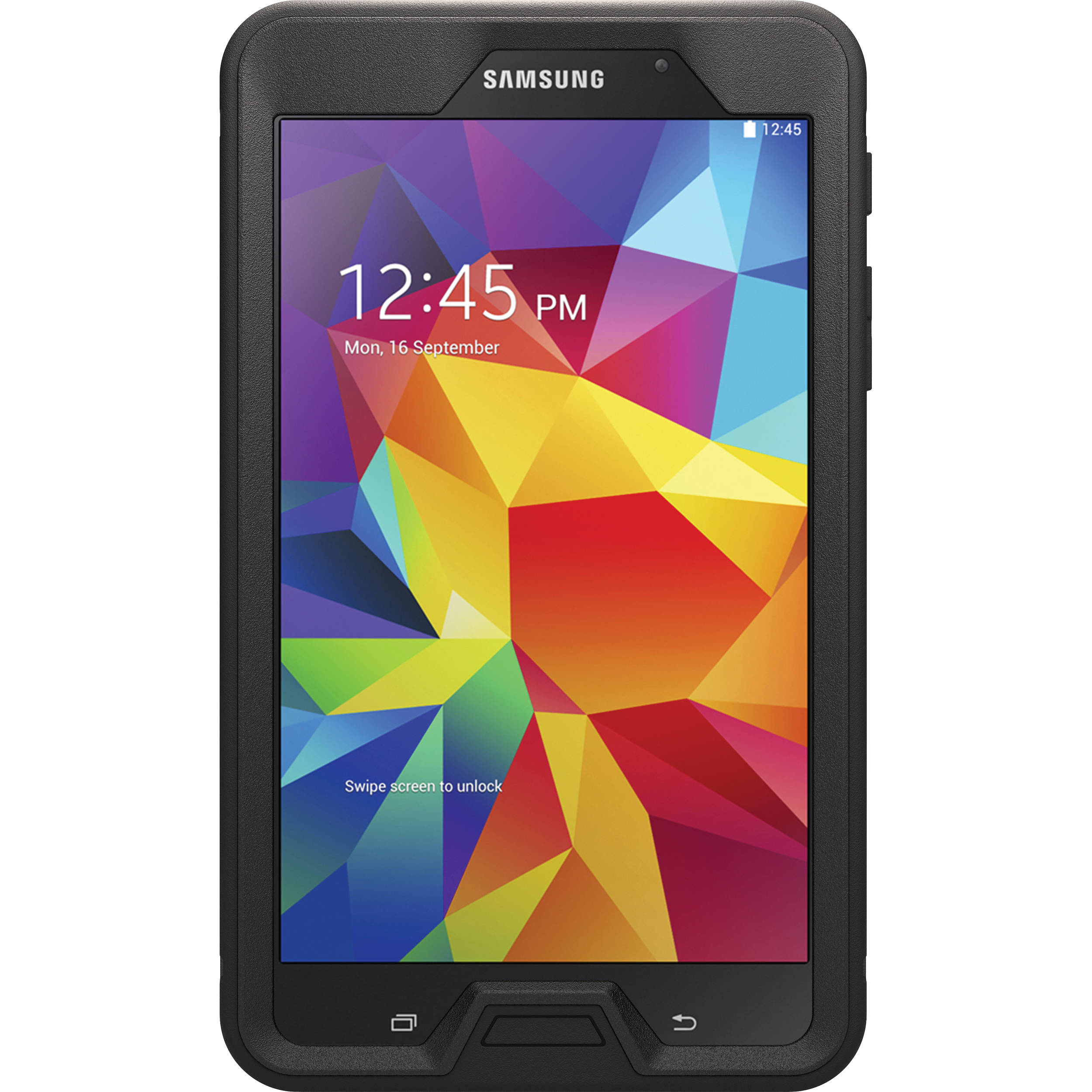 size 40 c43f4 12743 OtterBox Defender Series Case for Galaxy Tab 4 7.0 (Black)