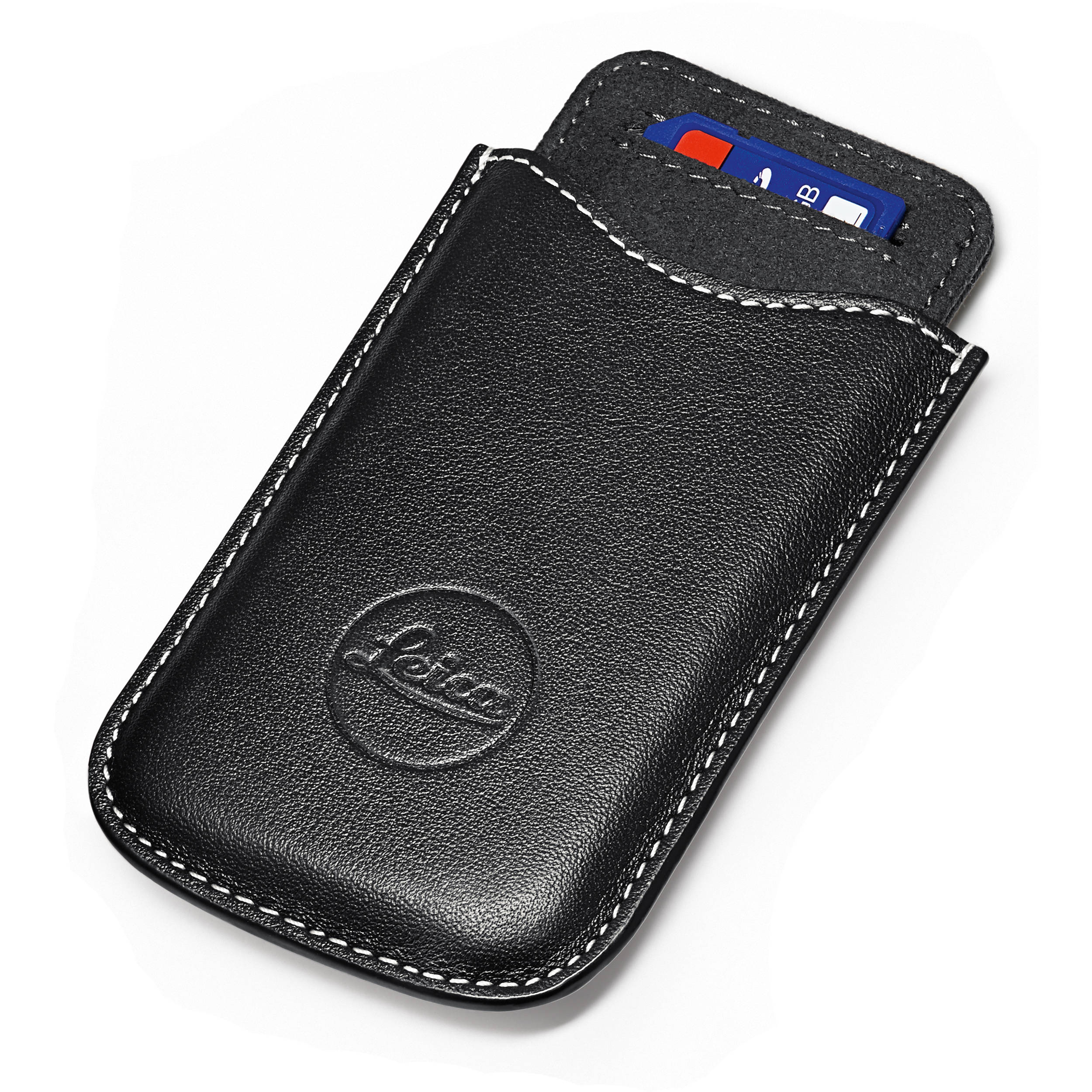 30931a499ea Leica SD and Credit Card Holder (Black) 18538 B&H Photo Video