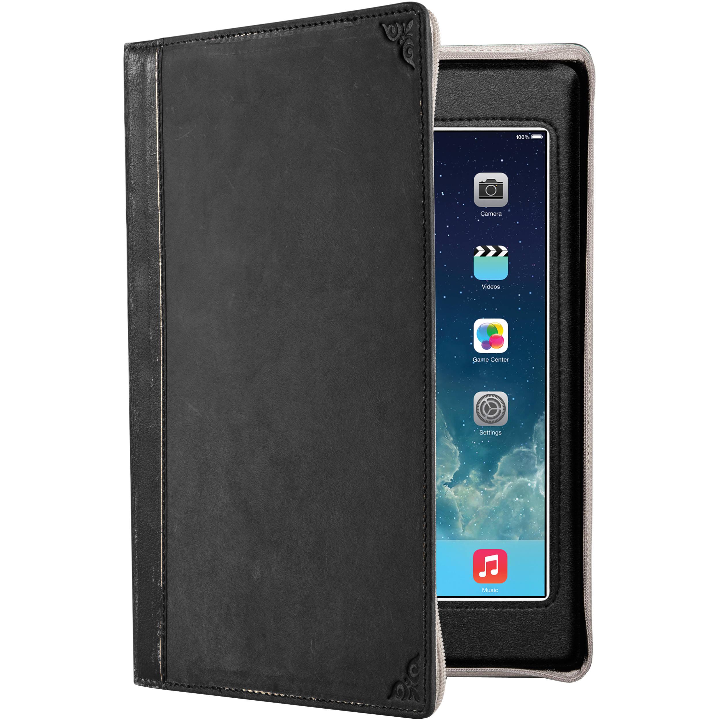 new concept 3b6fc 0756b Twelve South BookBook for iPad mini (Classic Black)