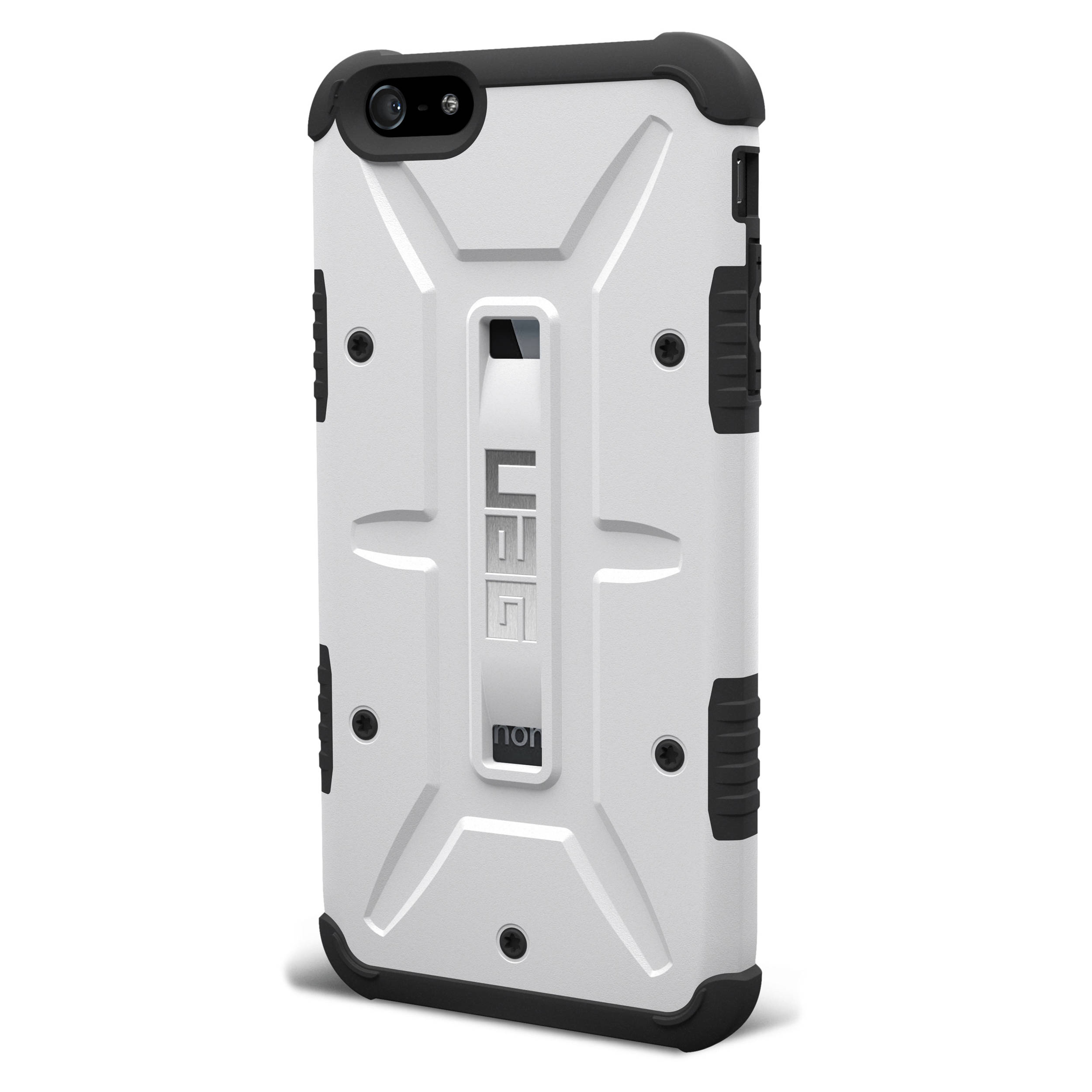 quality design 480b3 0b7d0 Urban Armor Gear Composite Case for iPhone 6 Plus/6s Plus (White)