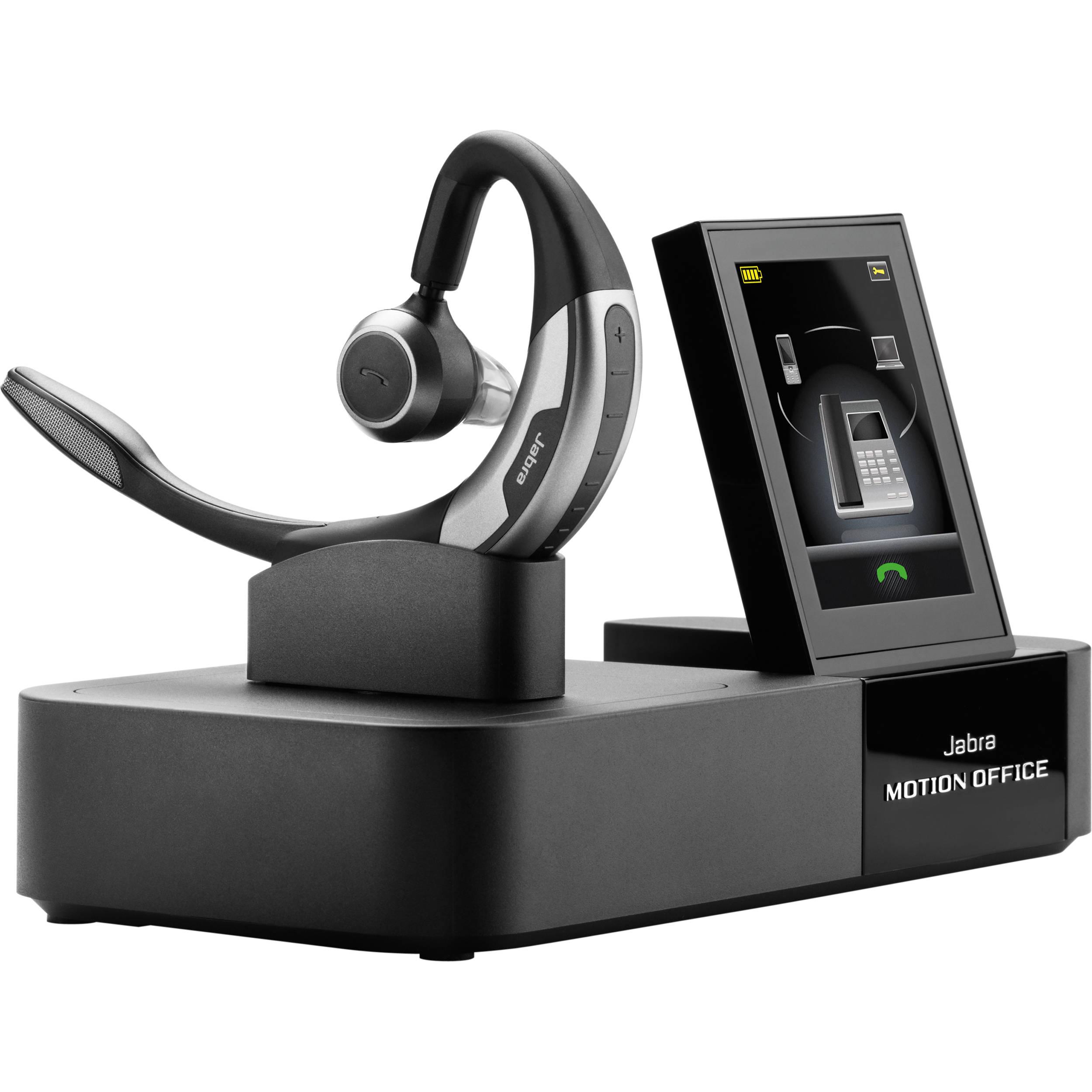 Jabra Motion Office Ms Wireless Bluetooth Earpiece 6670 904 305