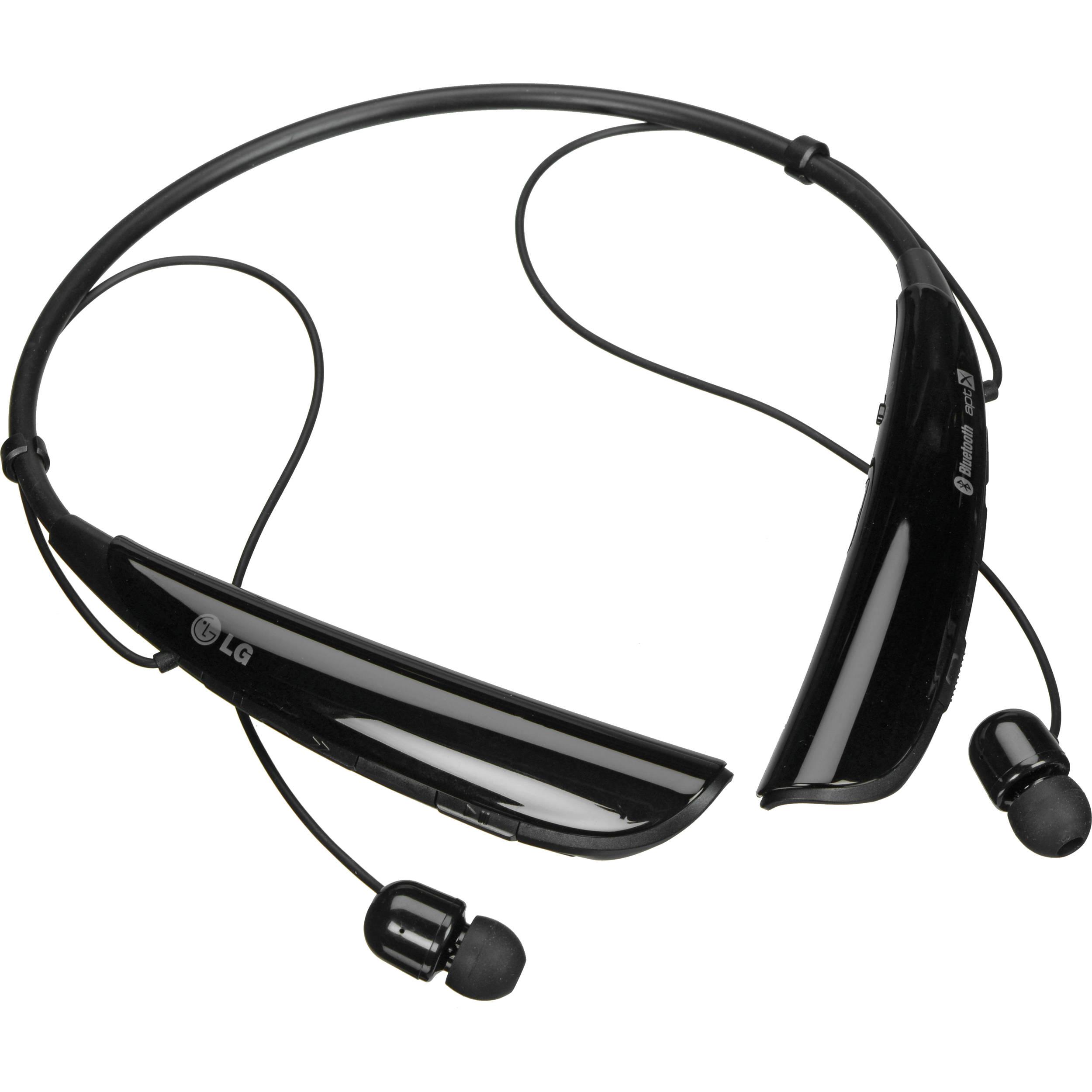 Lg Tone Pro Hbs750 Bluetooth Stereo Headset Hbs 750 Acusbkk B H