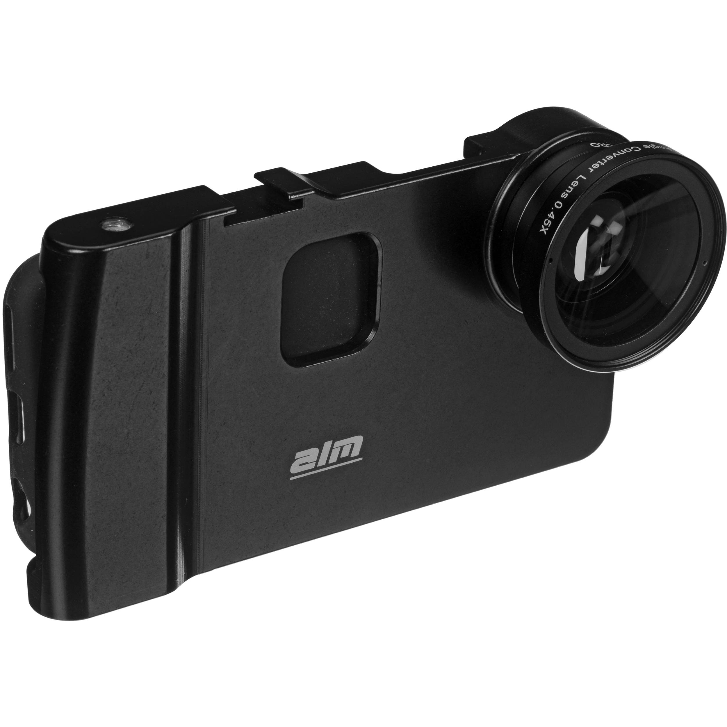 premium selection 0fe4a 84837 ALM mCAMLITE Mount with Wide Angle & Macro Lens for iPhone 6/6s