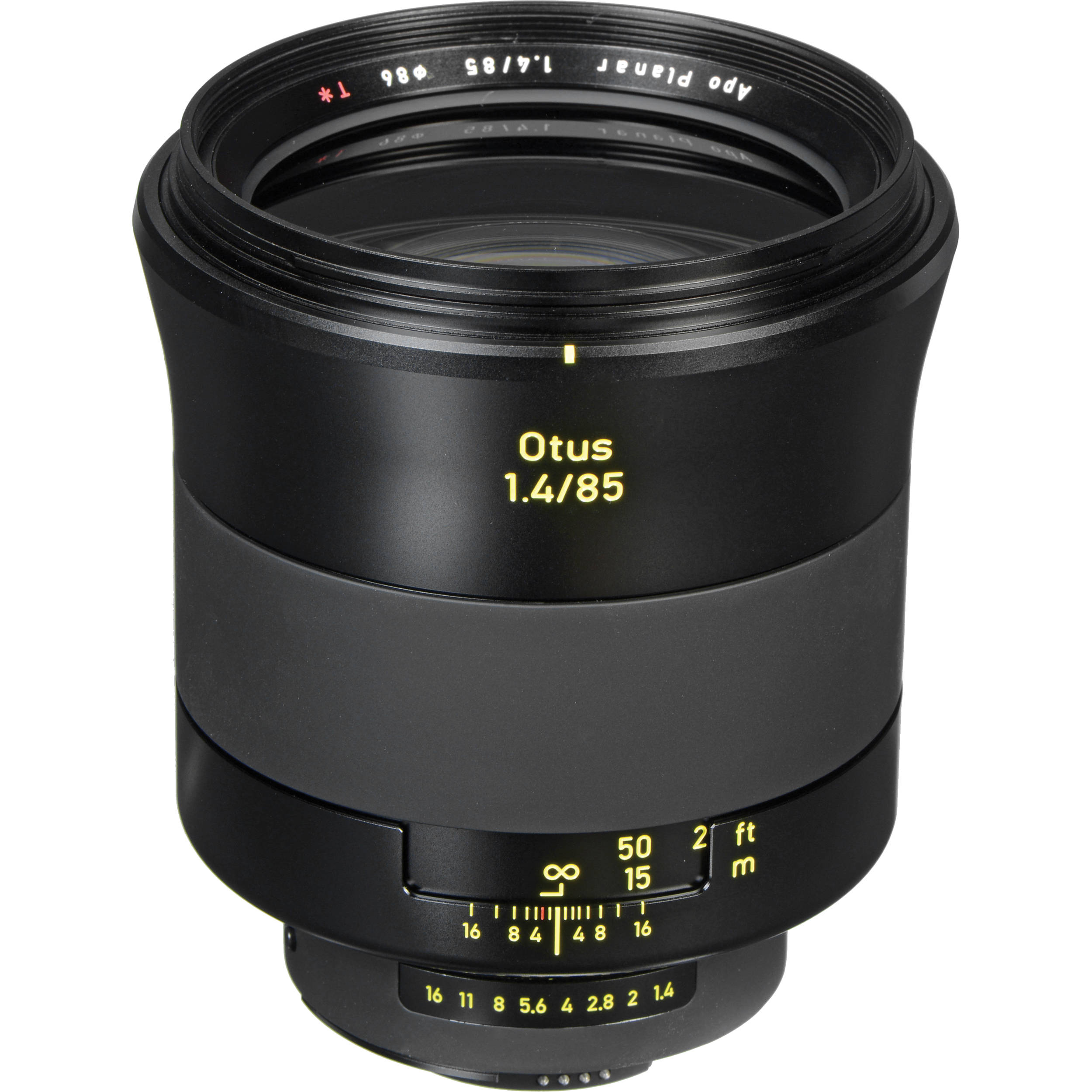 ZEISS Otus 85mm f/1 4 ZF 2 Lens for Nikon F