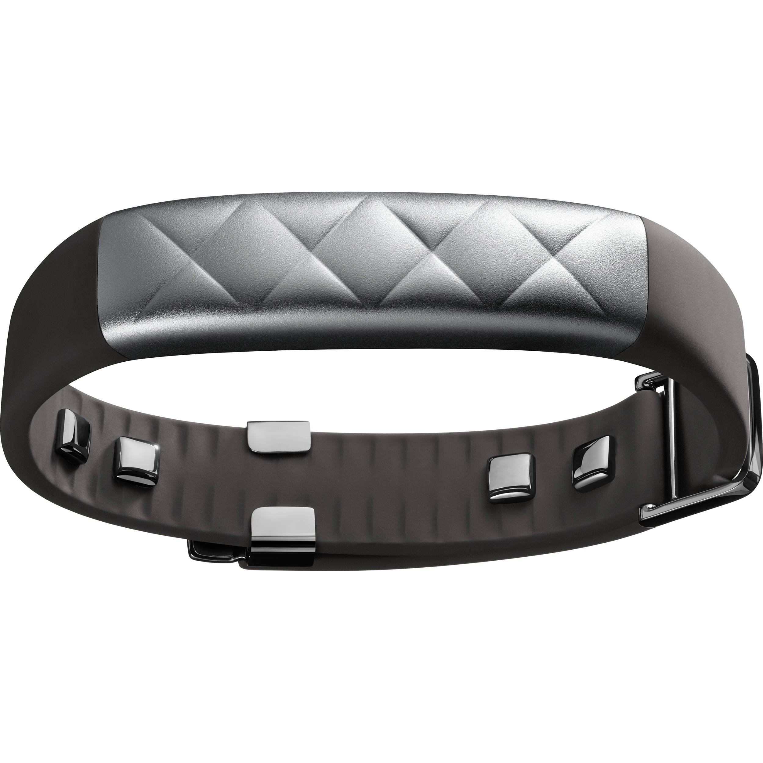 Jawbone UP3 Silver Fitness and Activity Tracker