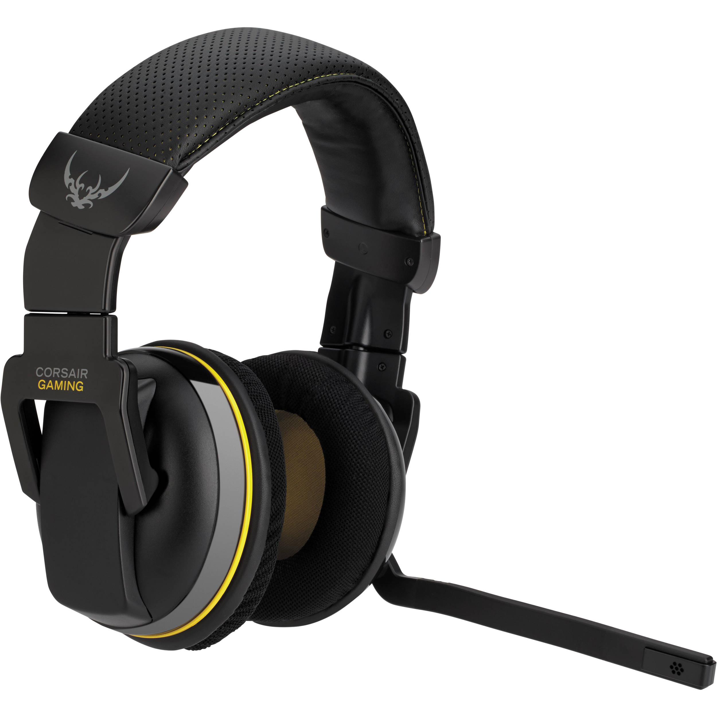 Corsair H2100 Wireless Dolby 7 1 Gaming Headset