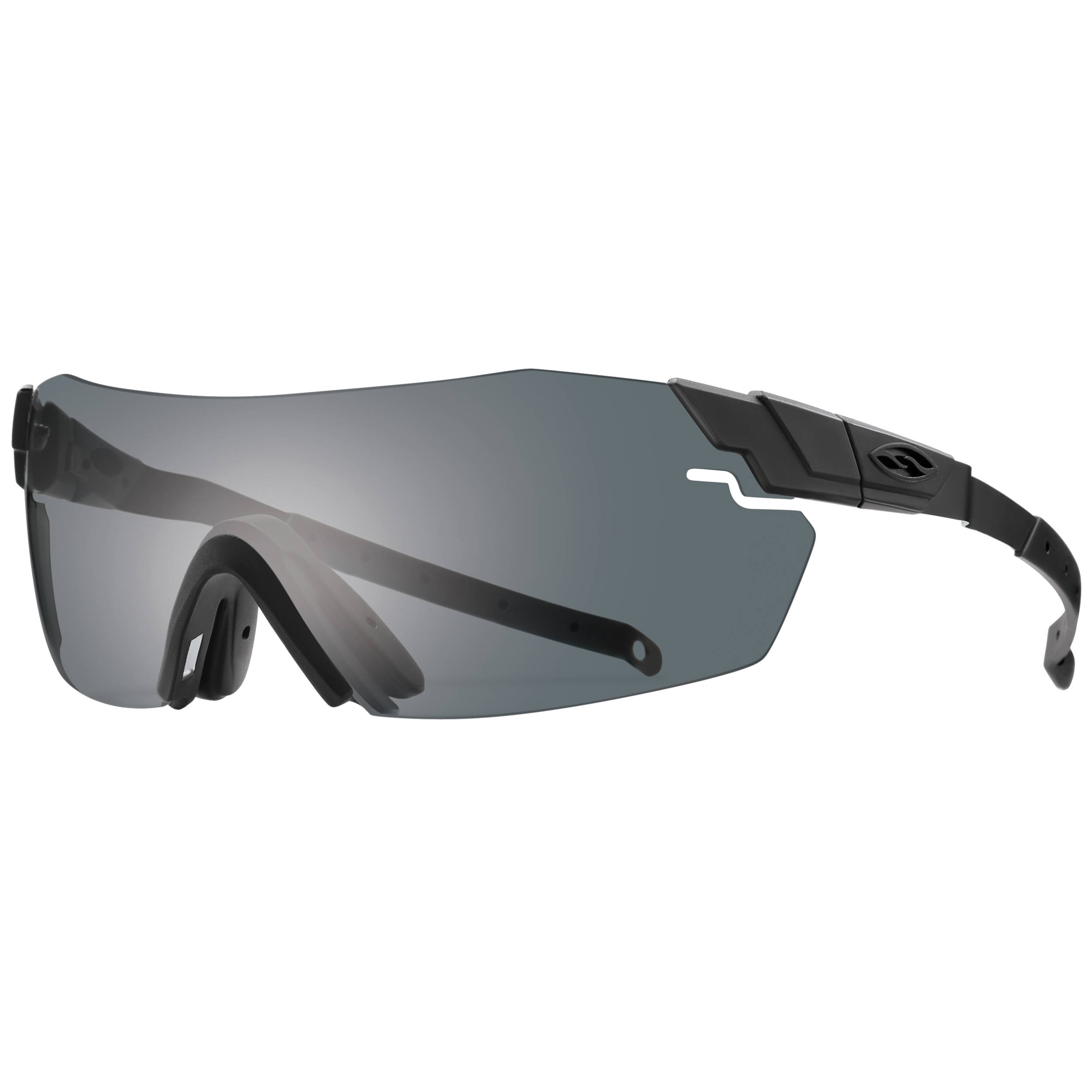 Smith Optics PivLock Echo Max Elite Eyeshield (Black)