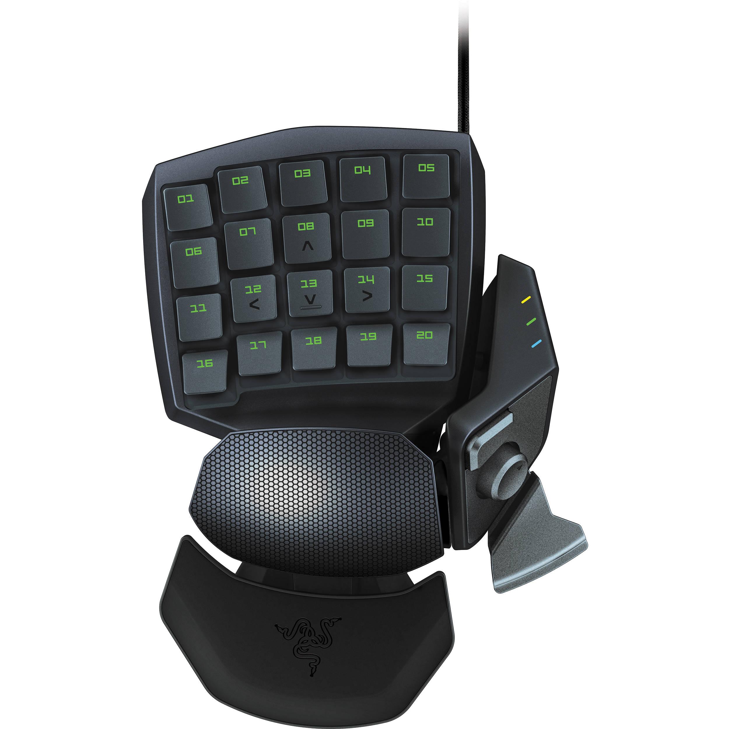 Razer Orbweaver Gaming Keypad