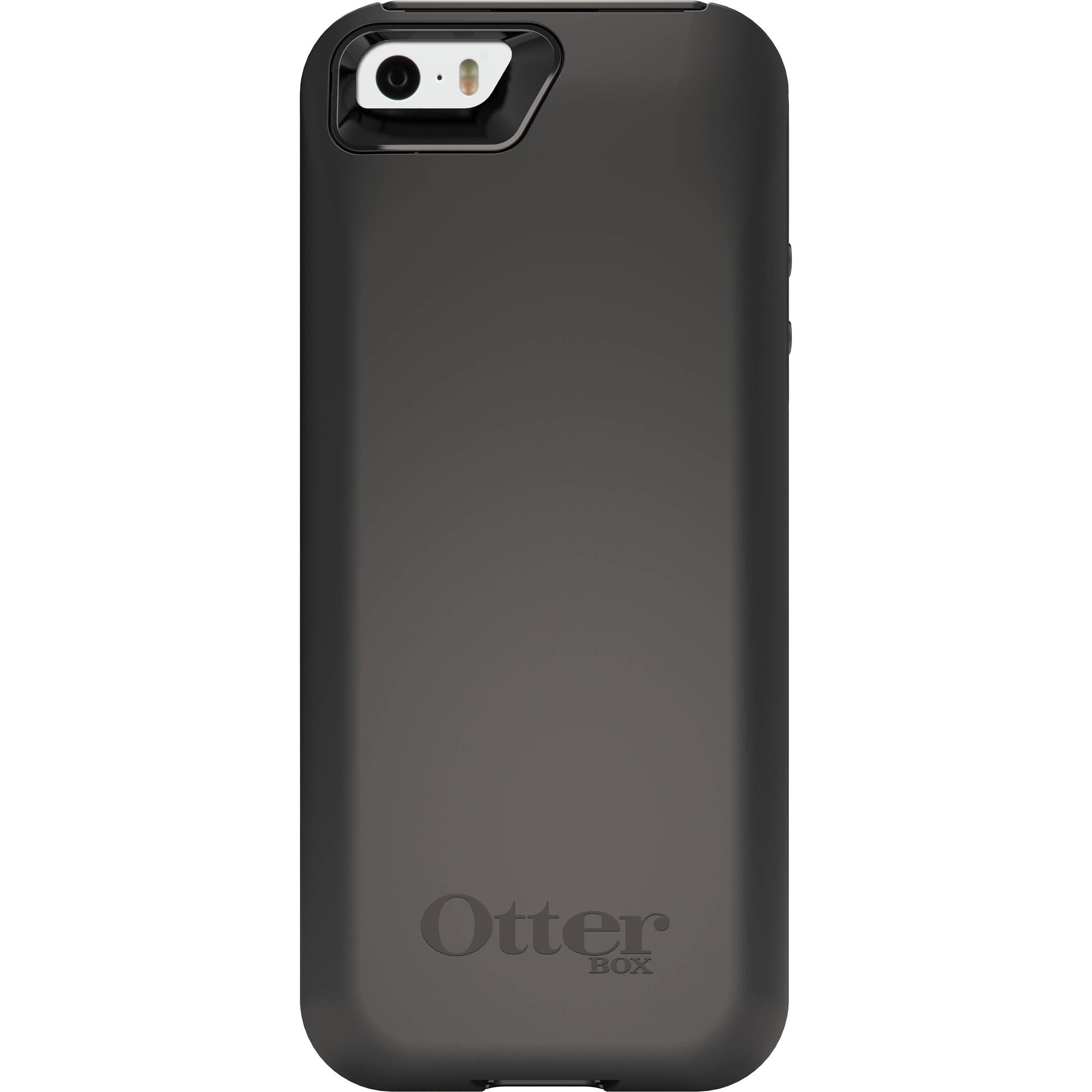 best service db4c7 28b5b OtterBox Resurgence Power Case for Apple iPhone 5/5s (Black)