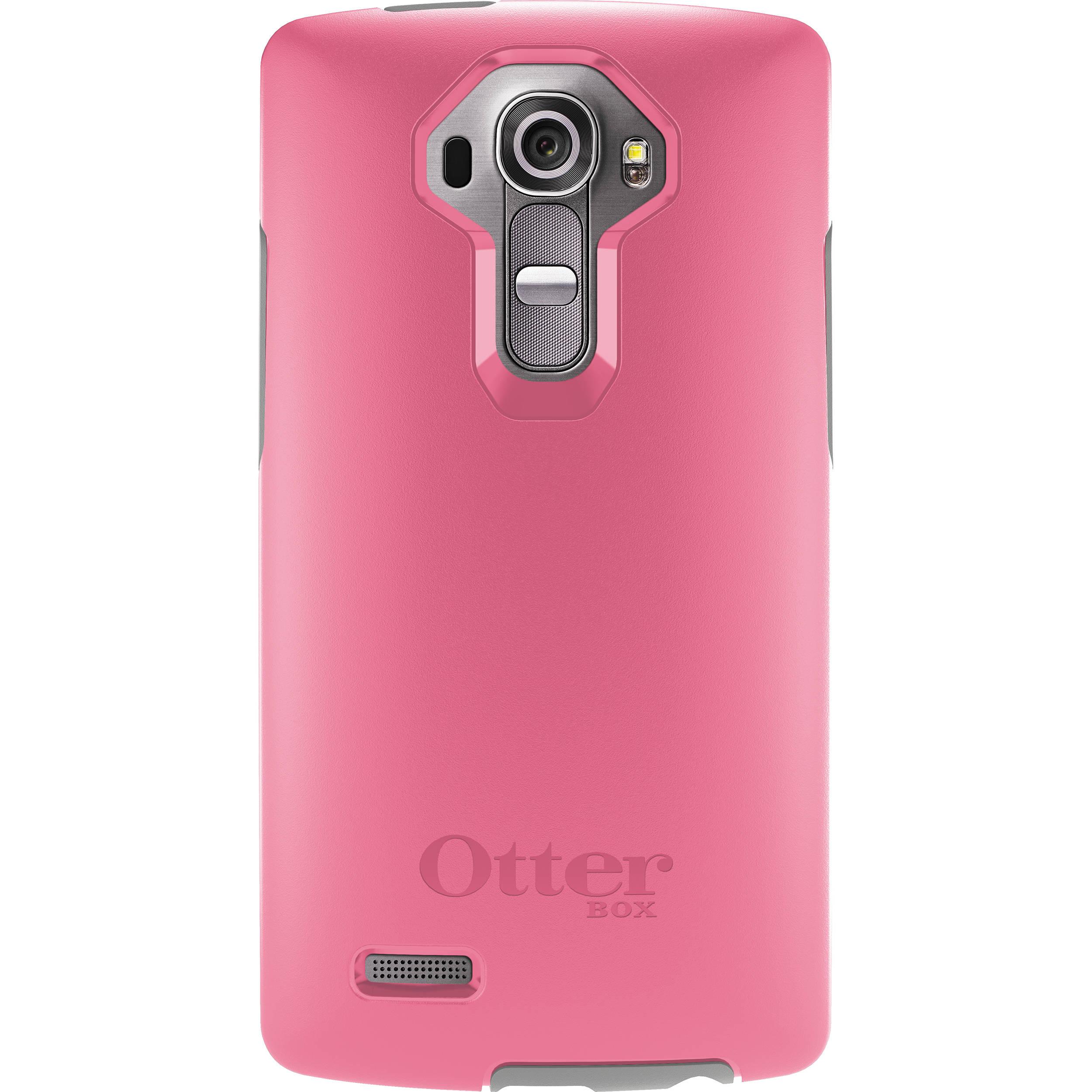 half off 301e5 1279e OtterBox Symmetry Series Case for LG G4 (Pink Pebble)