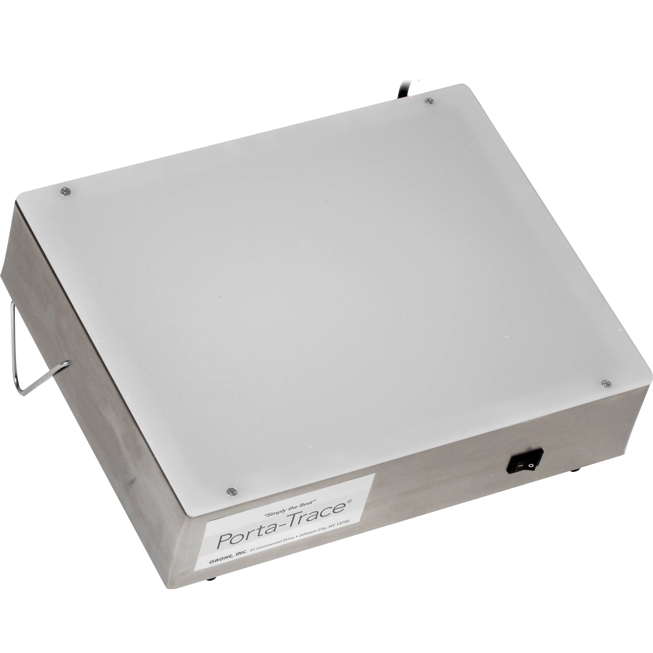 Porta-Trace / Gagne 1012-2 Stainless Steel LED Light Box (10 x 12
