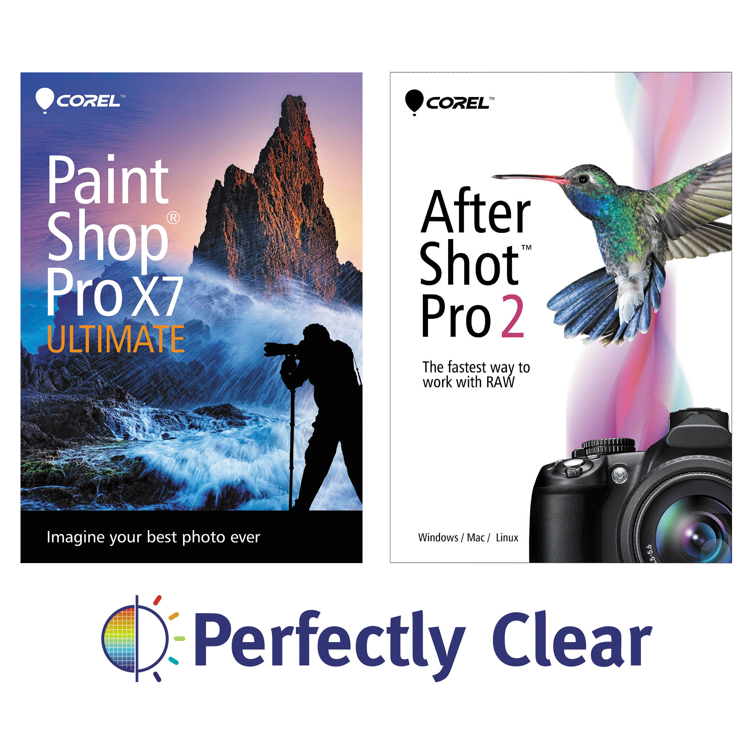 Deals, Savings & Special Offers on Top Corel Products Every Day