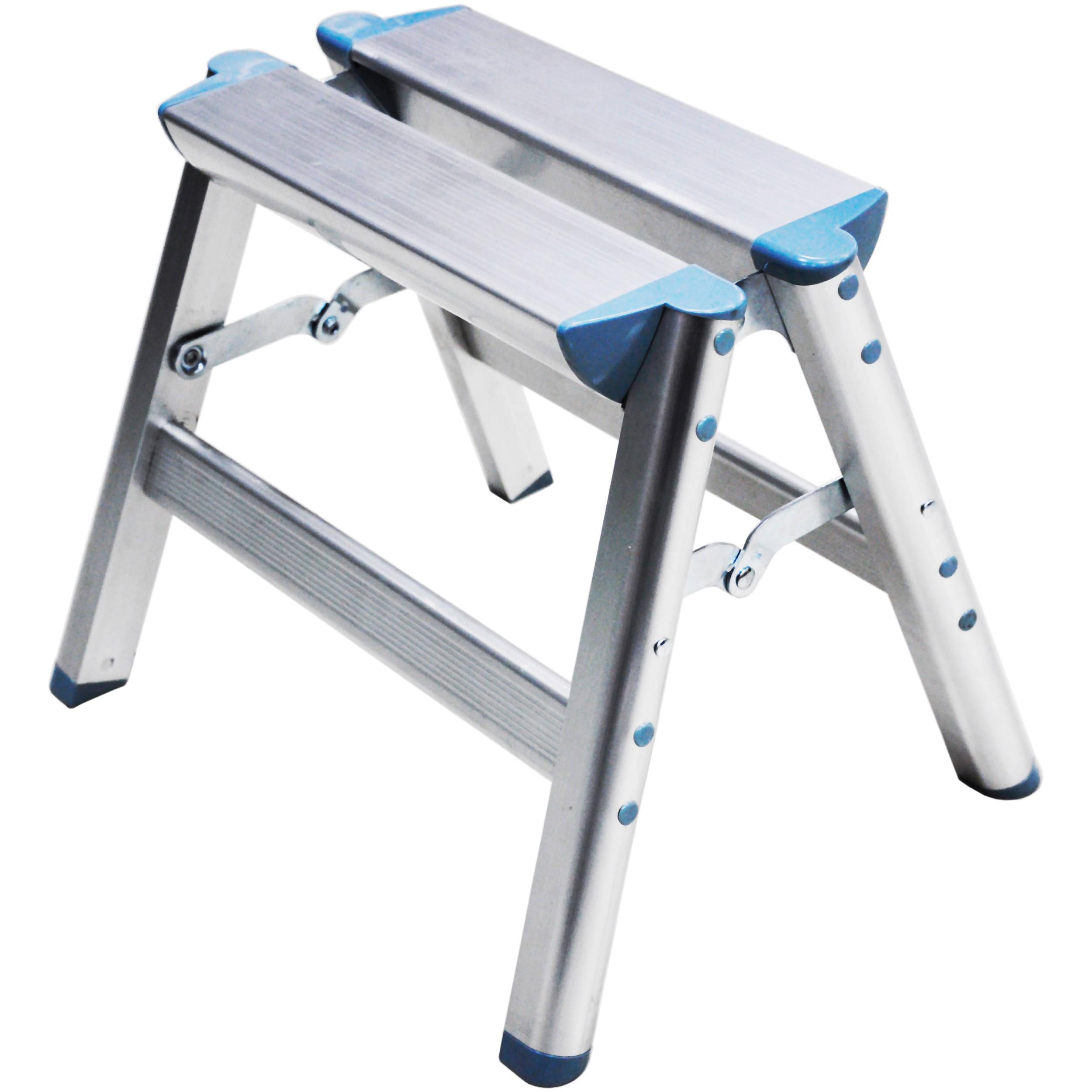 Outstanding Telesteps Folding Aluminum Step Ladder 1 Camellatalisay Diy Chair Ideas Camellatalisaycom