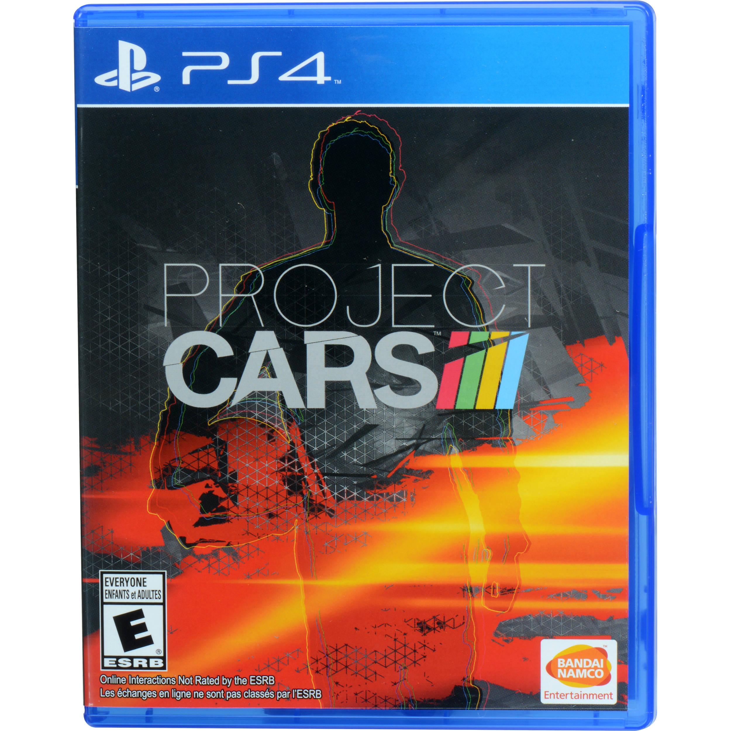 BANDAI NAMCO Project CARS (PS4)