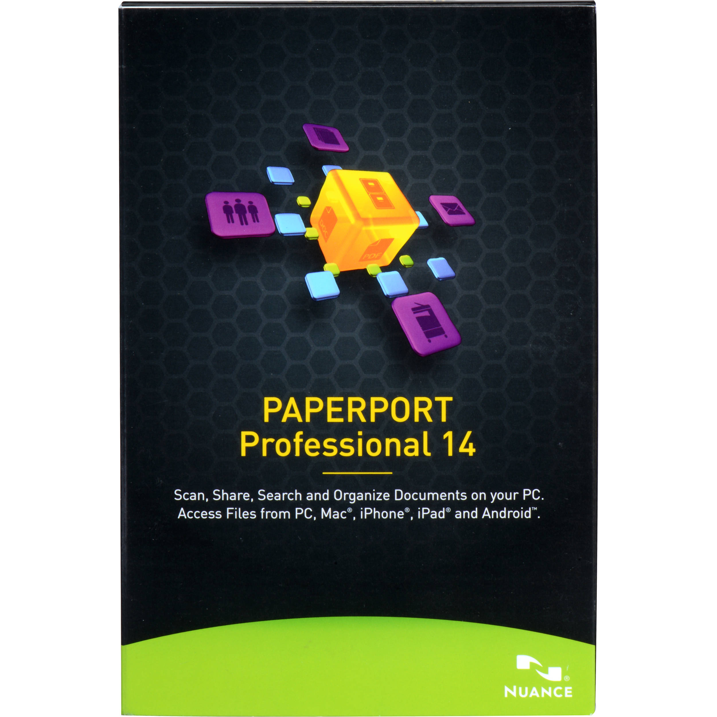 Nuance PaperPort Professional Software for Sale