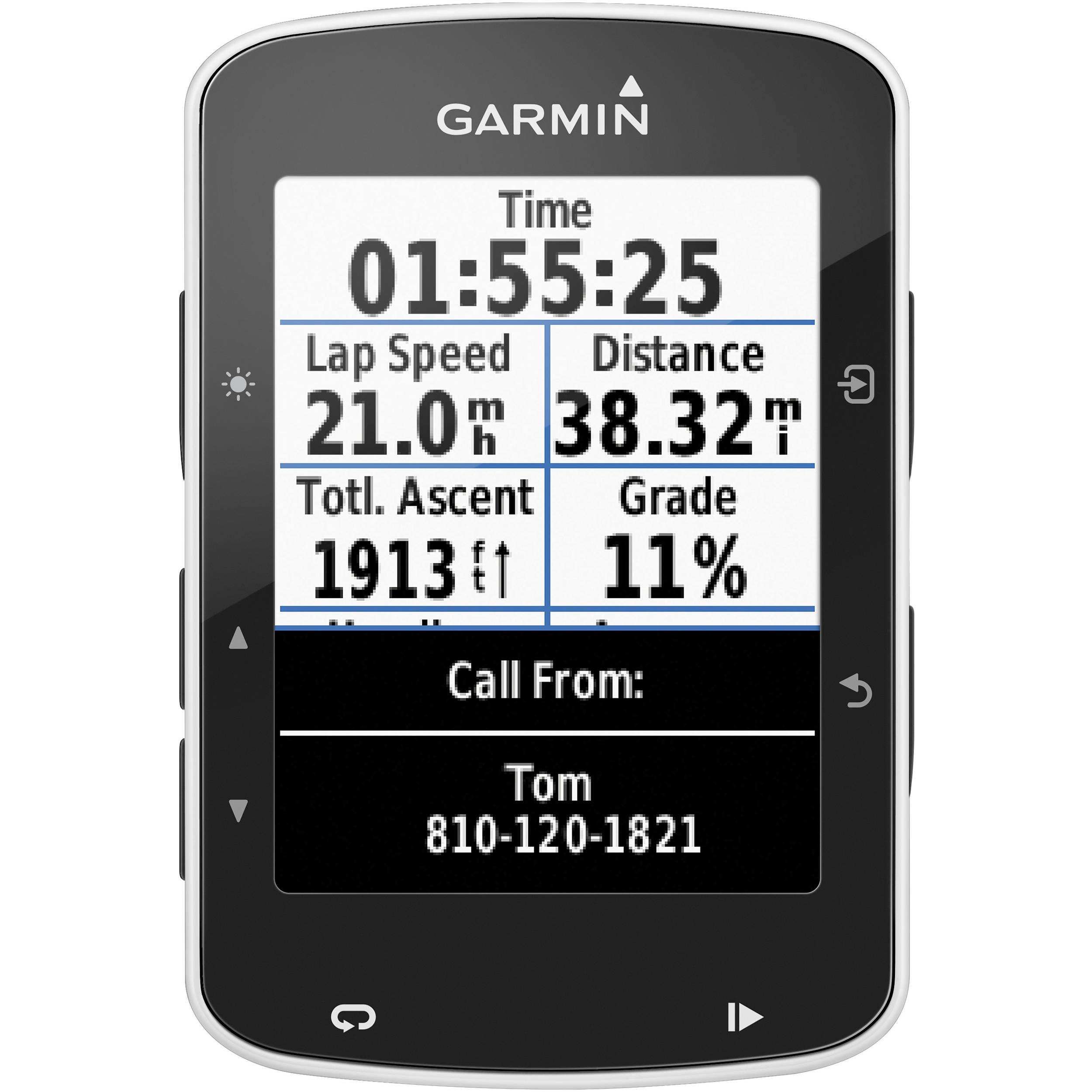 Garmin Cycle Computer >> Garmin Edge 520 Gps Glonass Cycling Computer