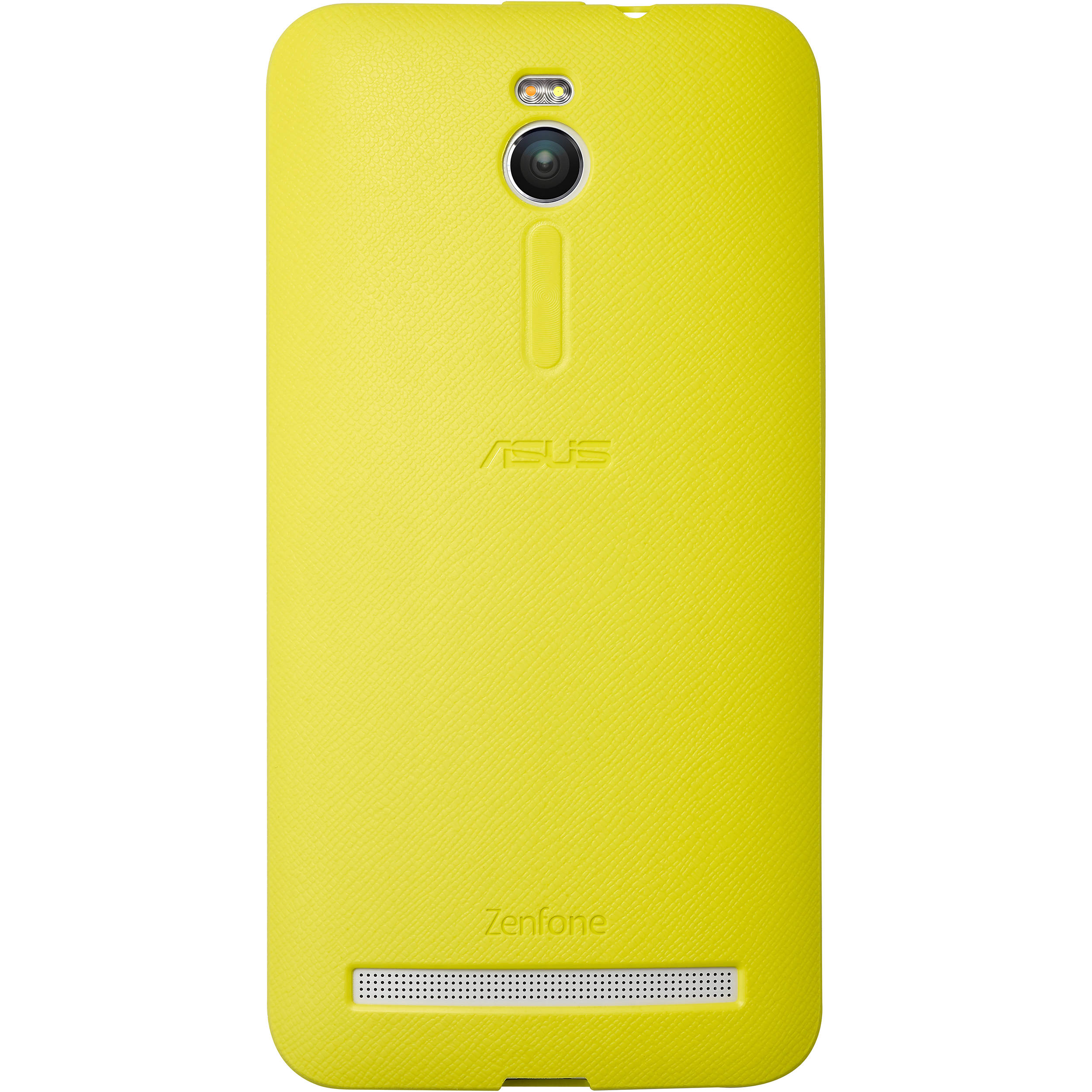 brand new 37779 ab4c0 ASUS Bumper Case for ZenFone 2 (Yellow)