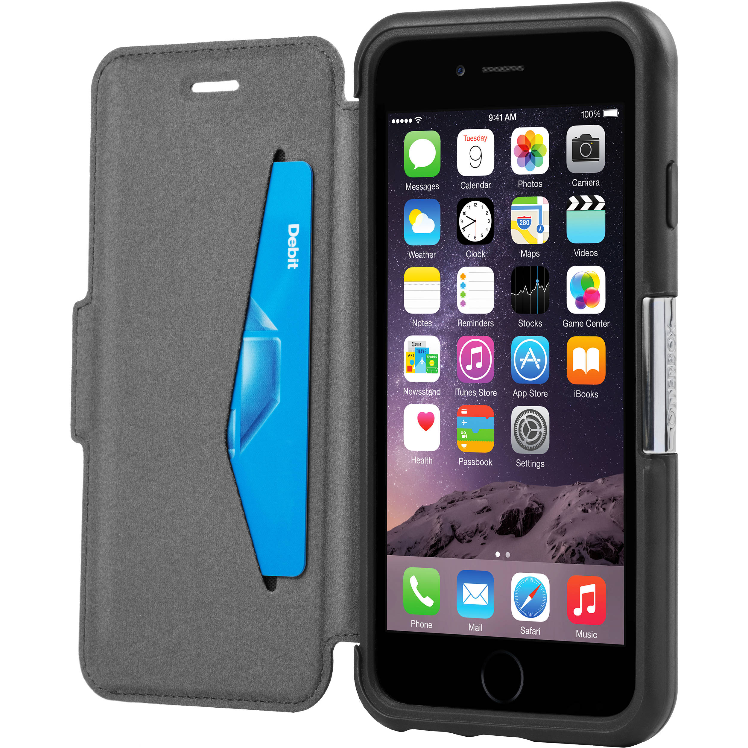reputable site 77c9a ac6a9 OtterBox Strada Case for iPhone 6/6s (New Minimalism)