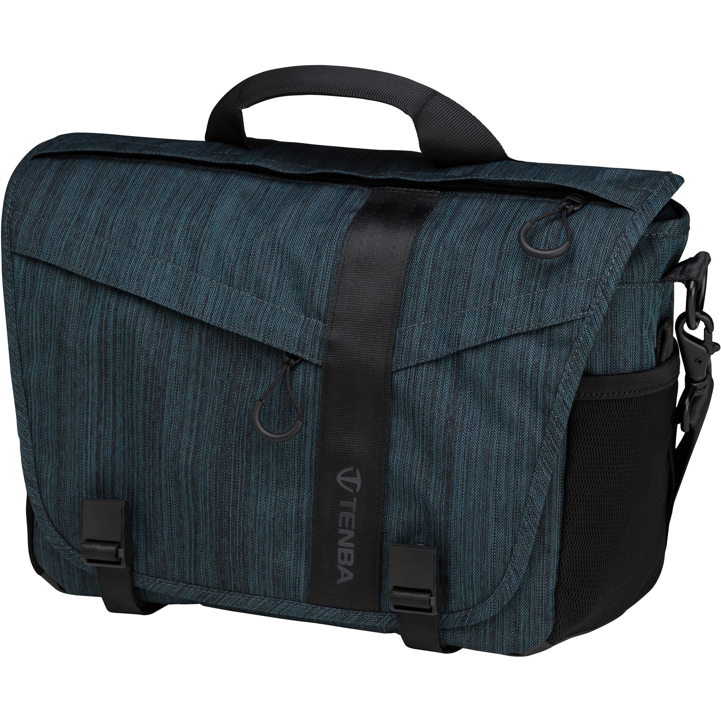 Tenba Dna 11 Messenger Bag Cobalt