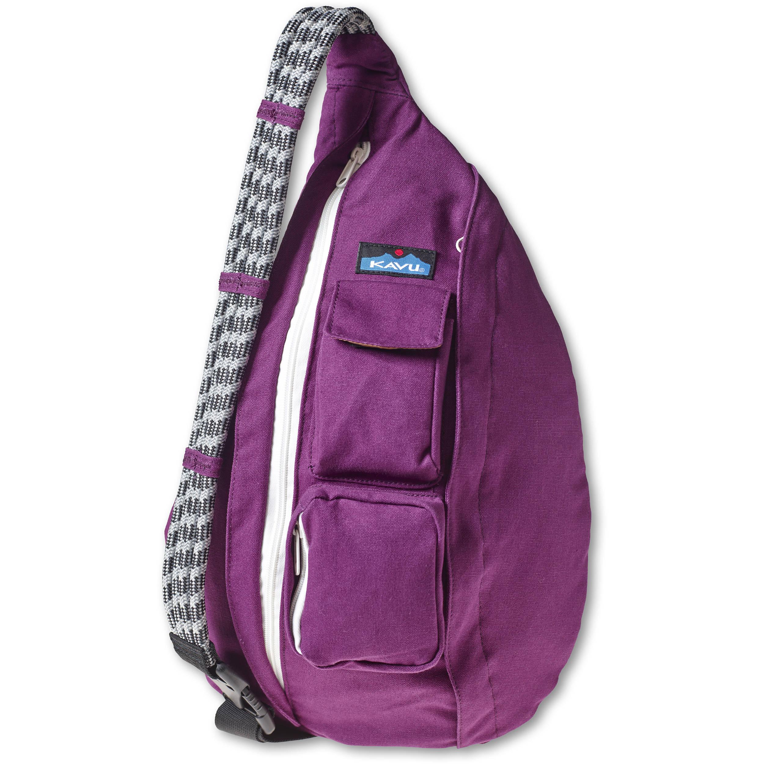 Kavu Rope Bag Plum