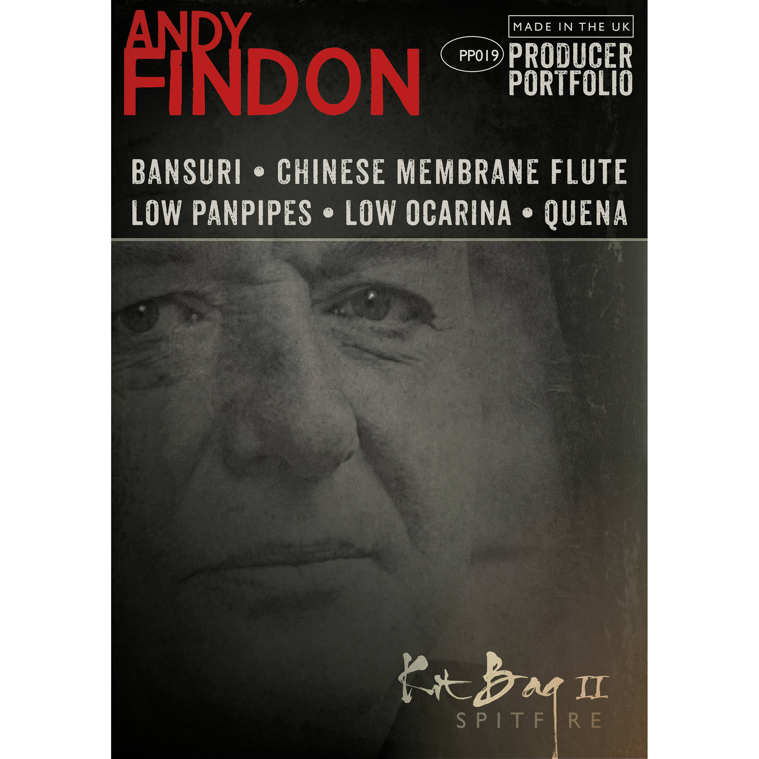 Spitfire Audio Andy Findon Kitbag 2 (Download)